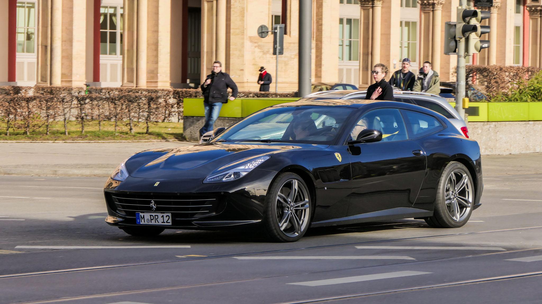 Ferrari GTC4 Lusso - M-PR-12