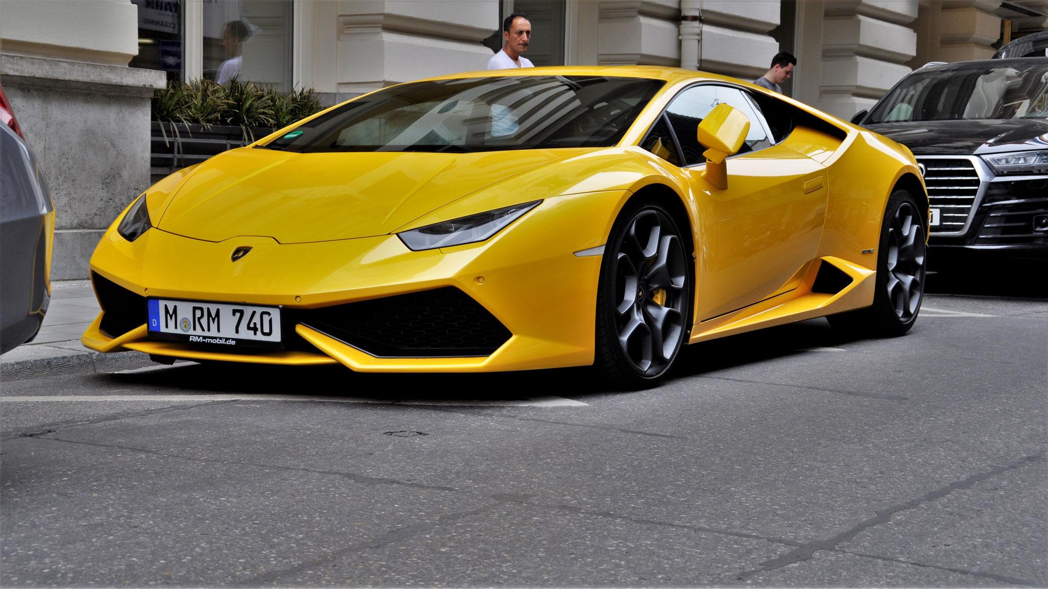 Lamborghini Huracan - M-RM-740