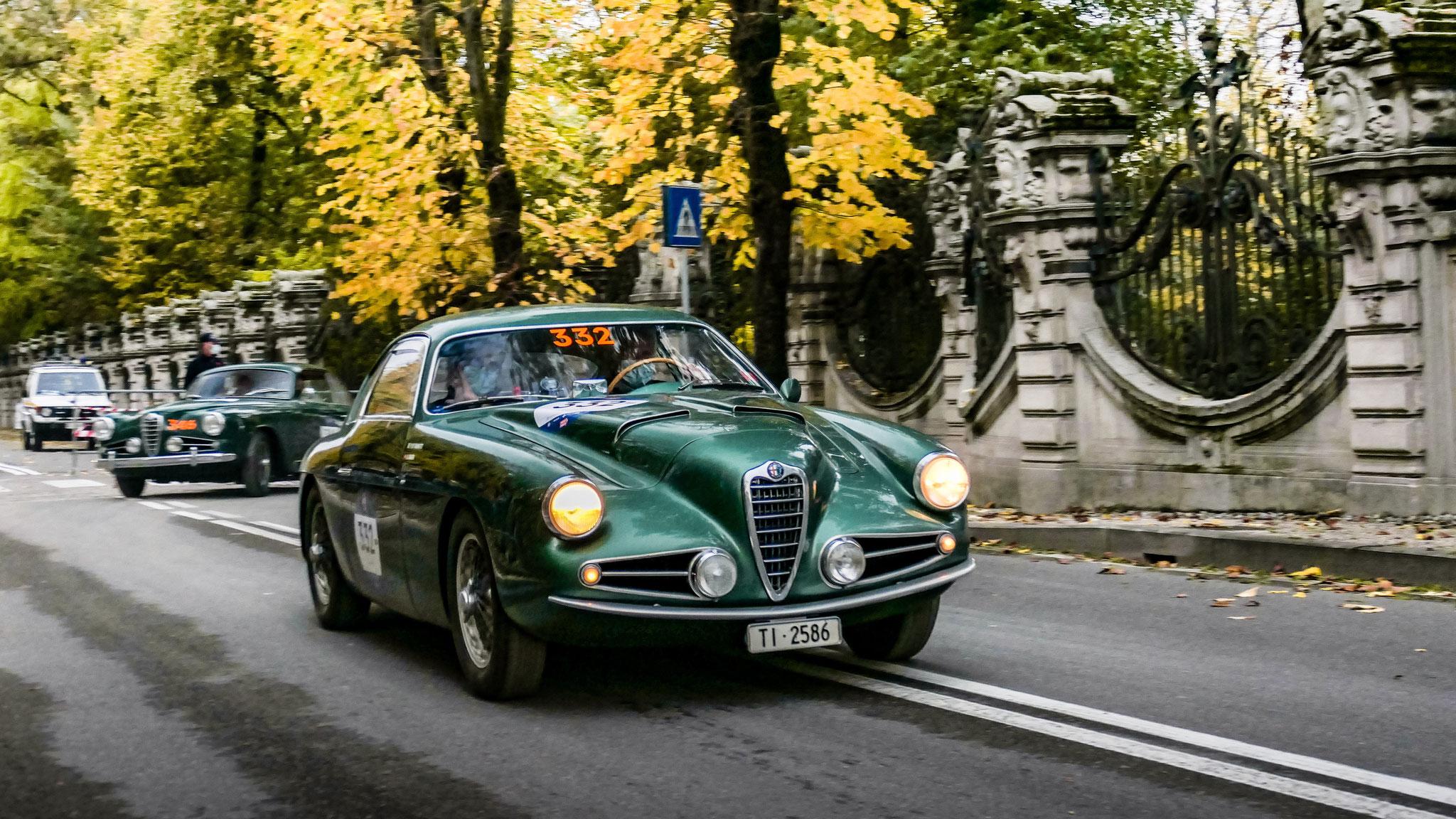 Alfa Romeo 1900 SS Zagato (1of39) - TI-2586 (CH)
