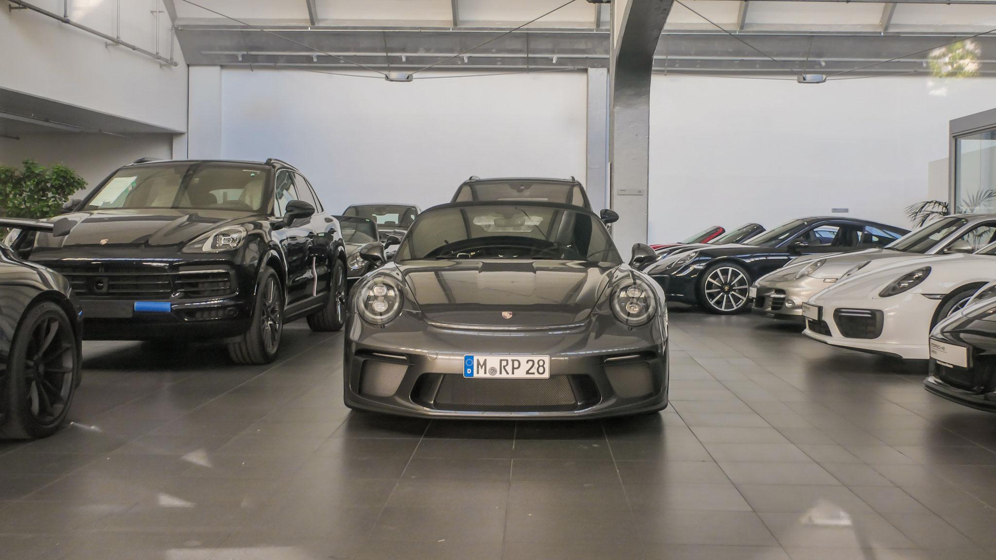 Porsche 991 GT3 - M-RP-28