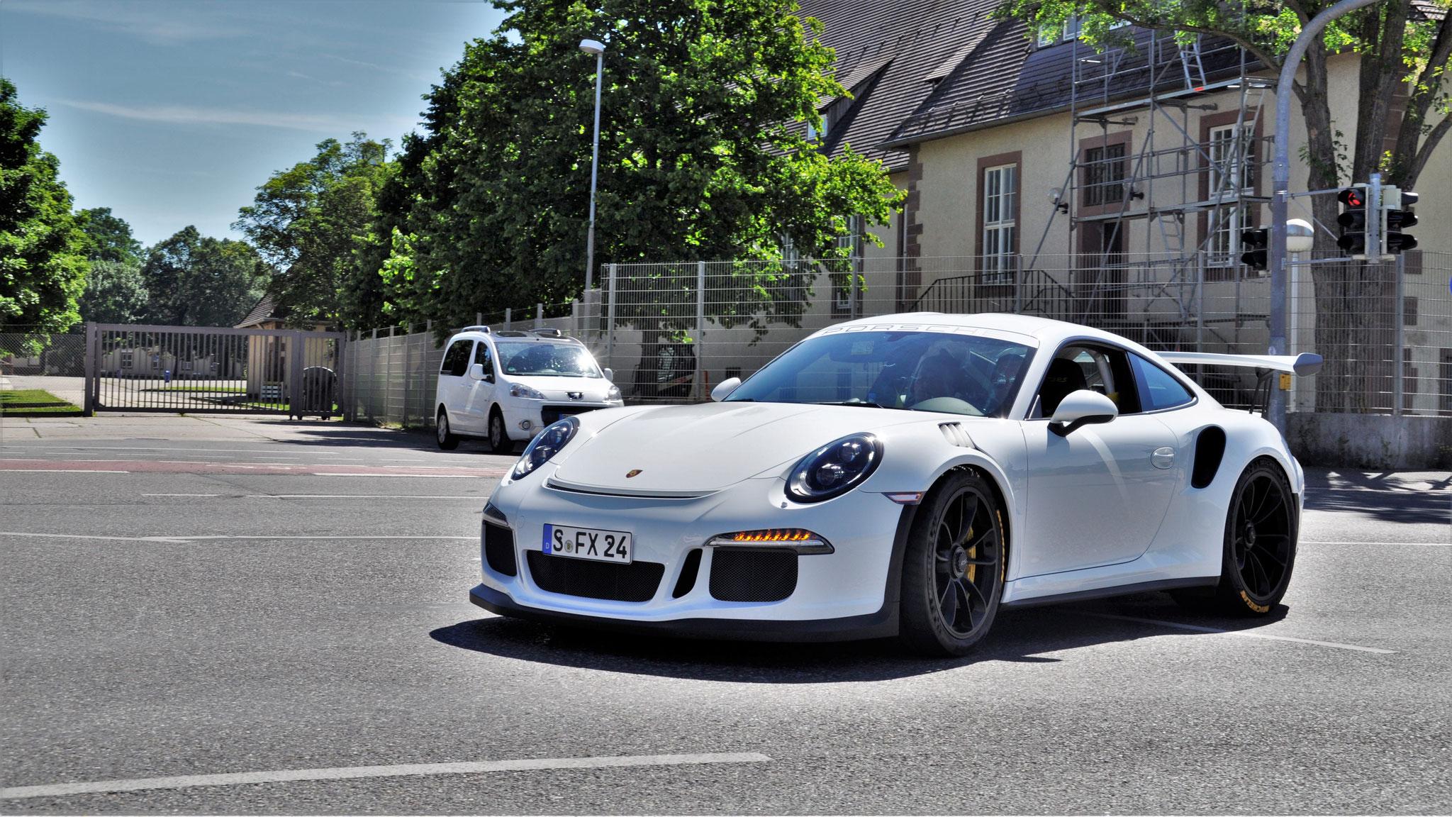 Porsche 911 GT3 RS - S-FX-24
