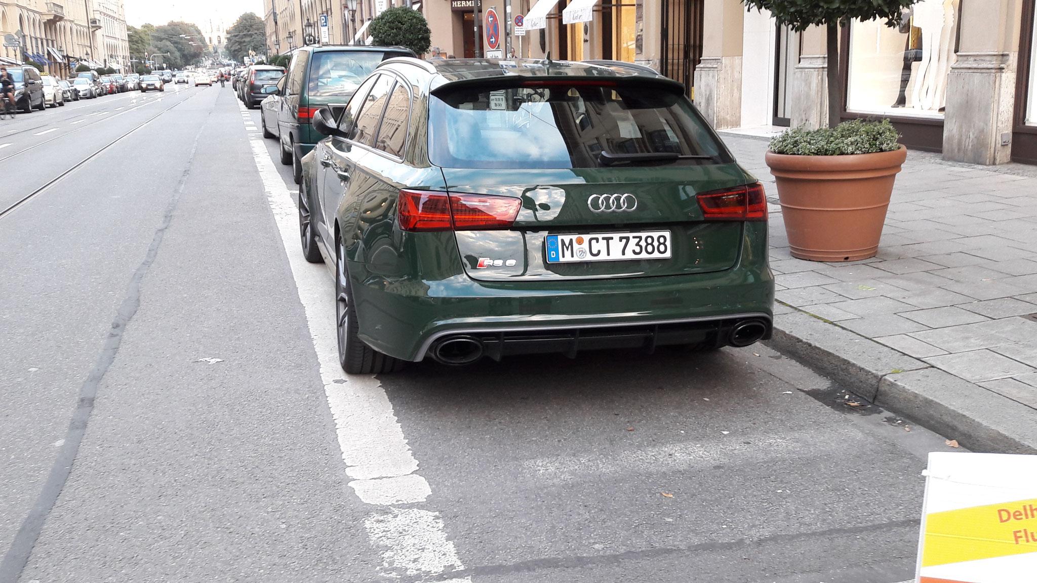 Audi RS6 - M-CT-7388