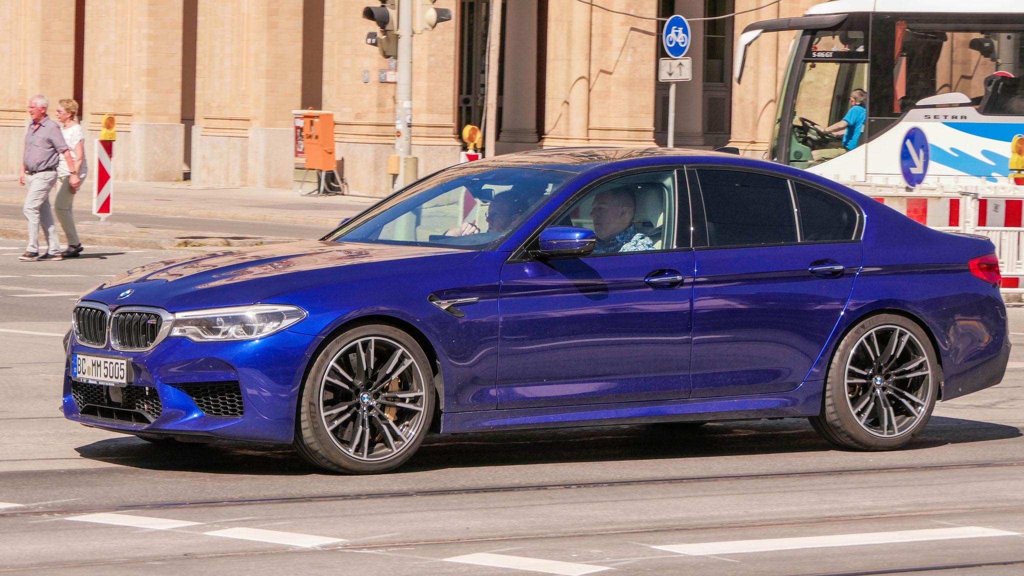 BMW M5 - BC-MM-5005