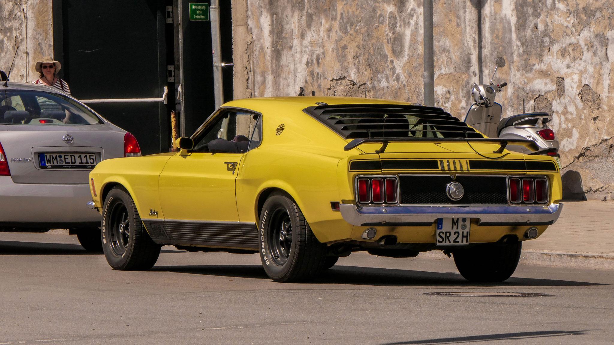 Mustang Mach 1 - M-SR-2H