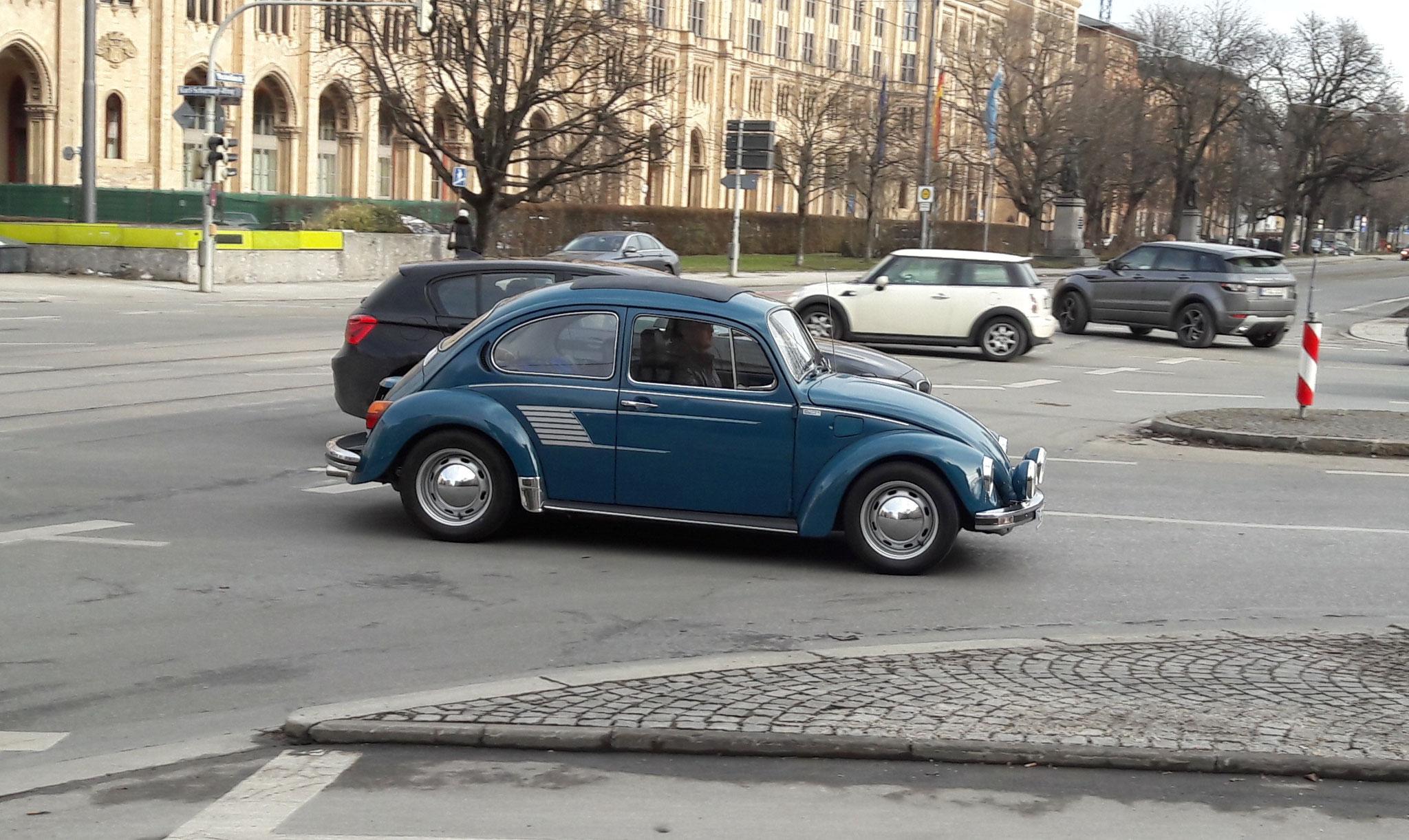 VW Käfer -M-GP-181H
