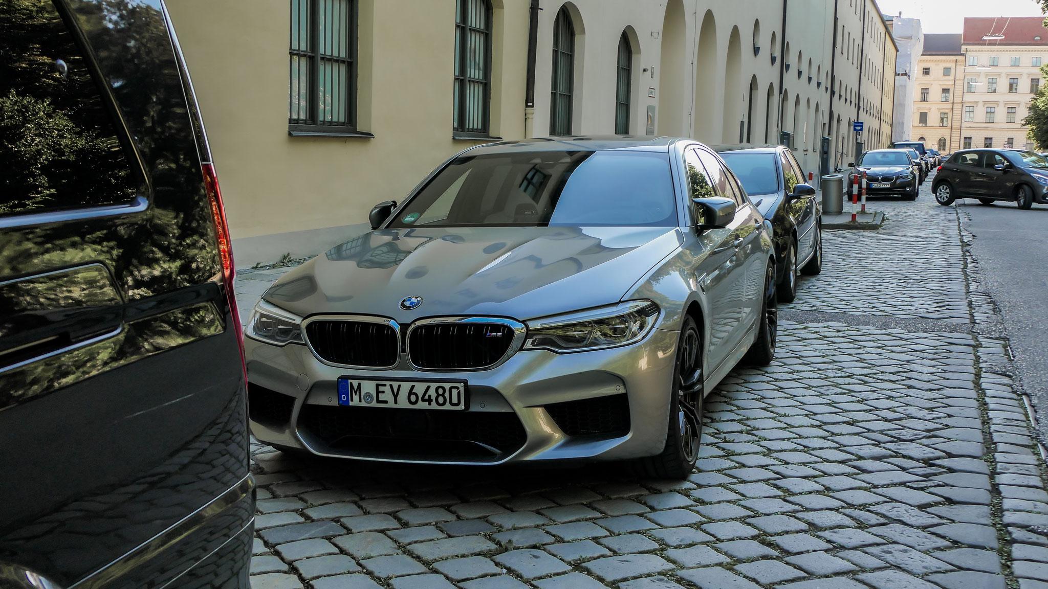 BMW M5 - M-EY-6480
