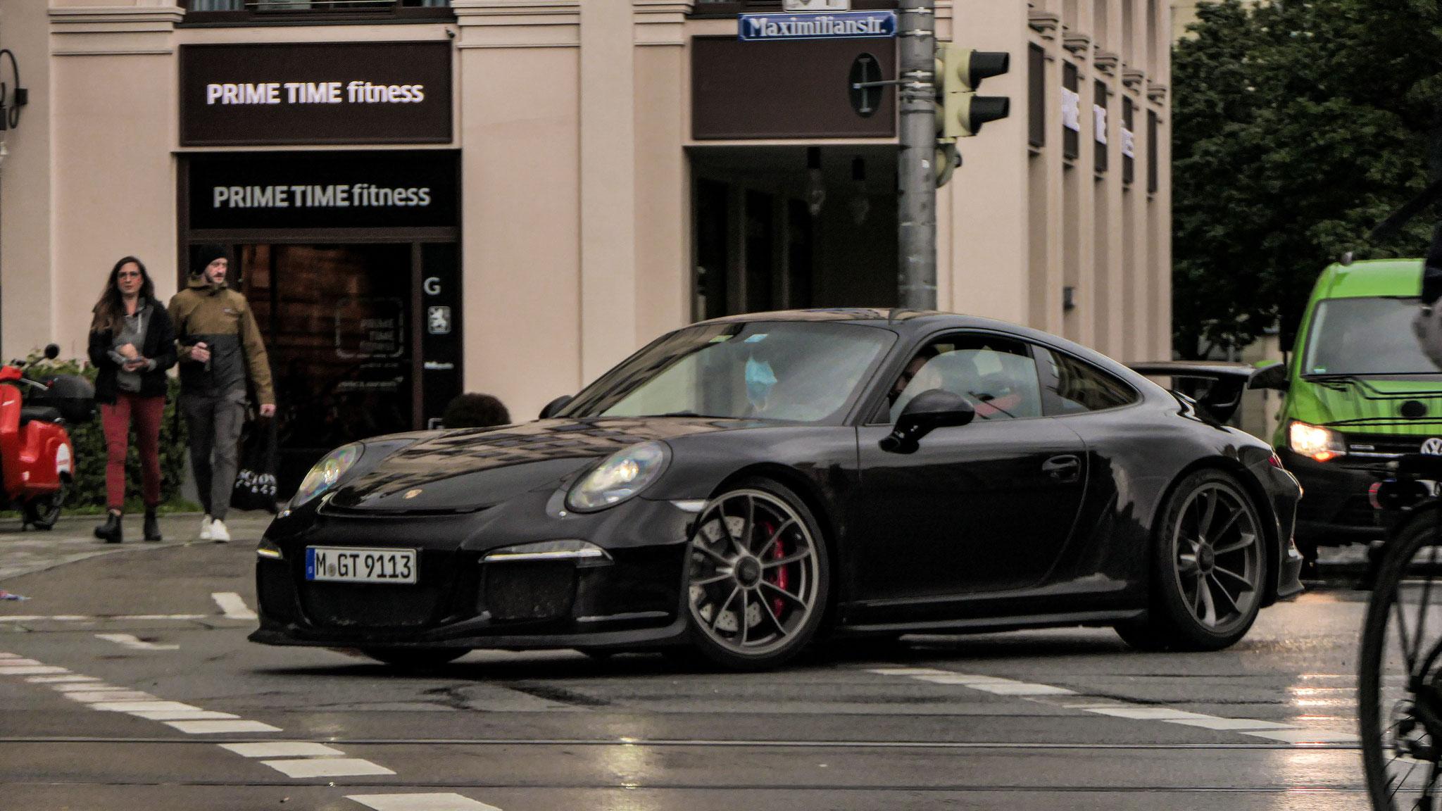 Porsche 991 GT3 - M-GT-9913