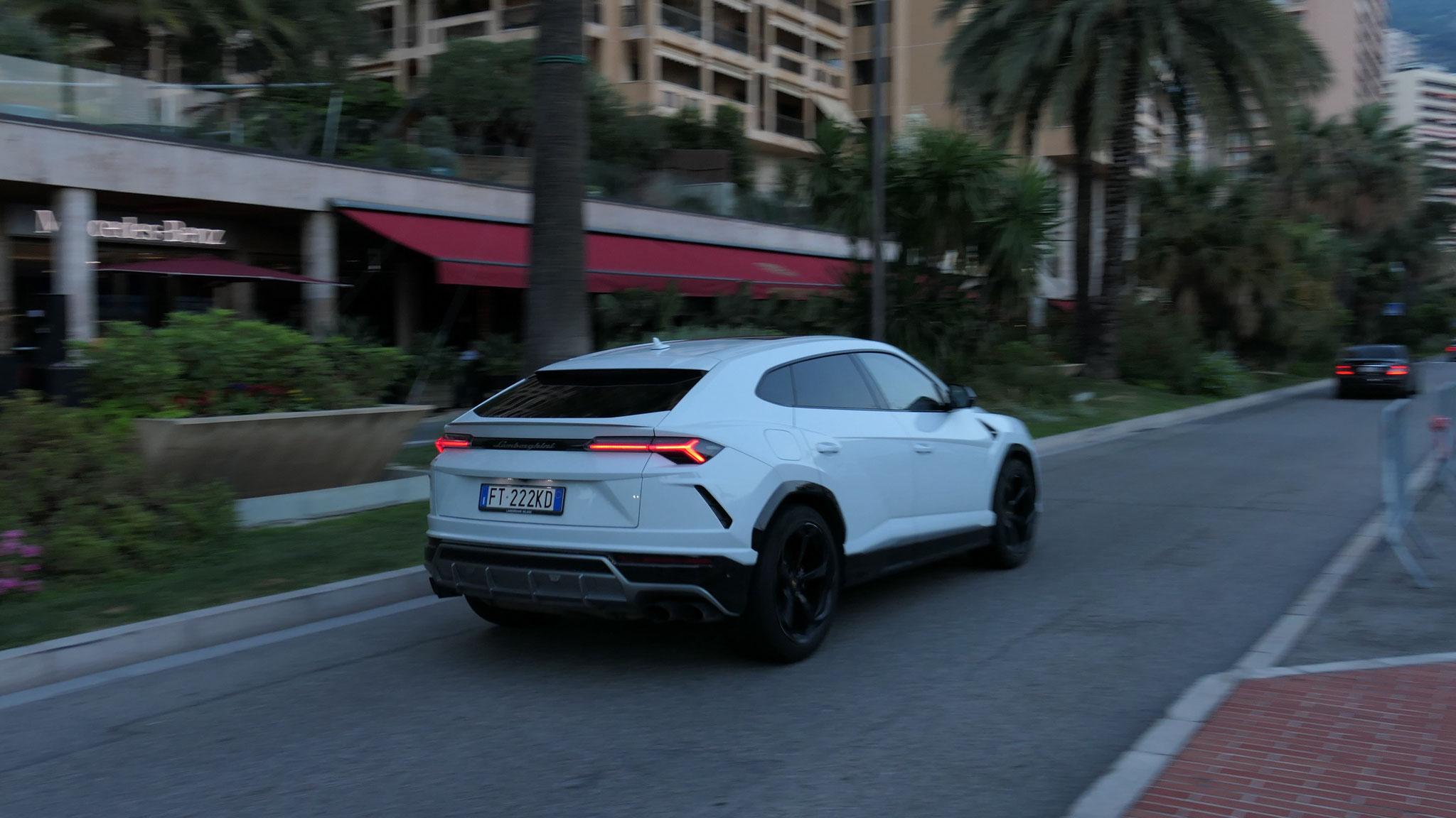 Lamborghini Urus - FT-222-KD (ITA)