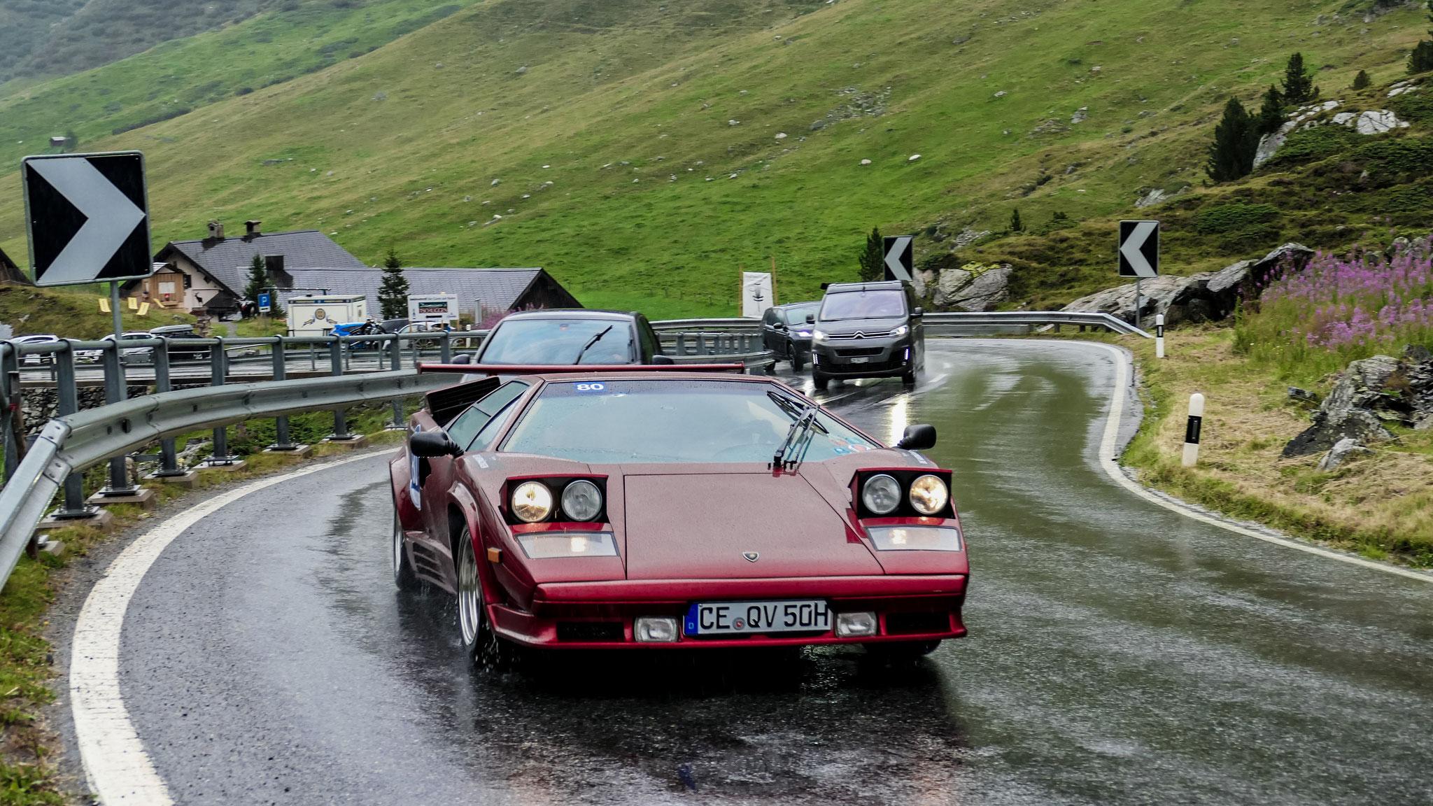 Lamborghini  Countach - CE-QV-50H