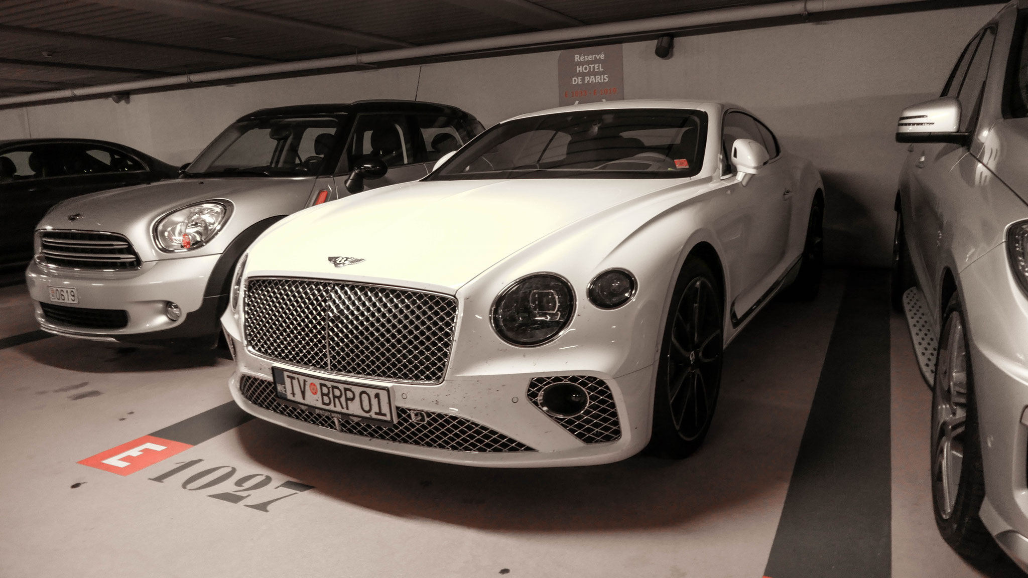 Bentley Continental GT - TV-BRP-01 (MNE)