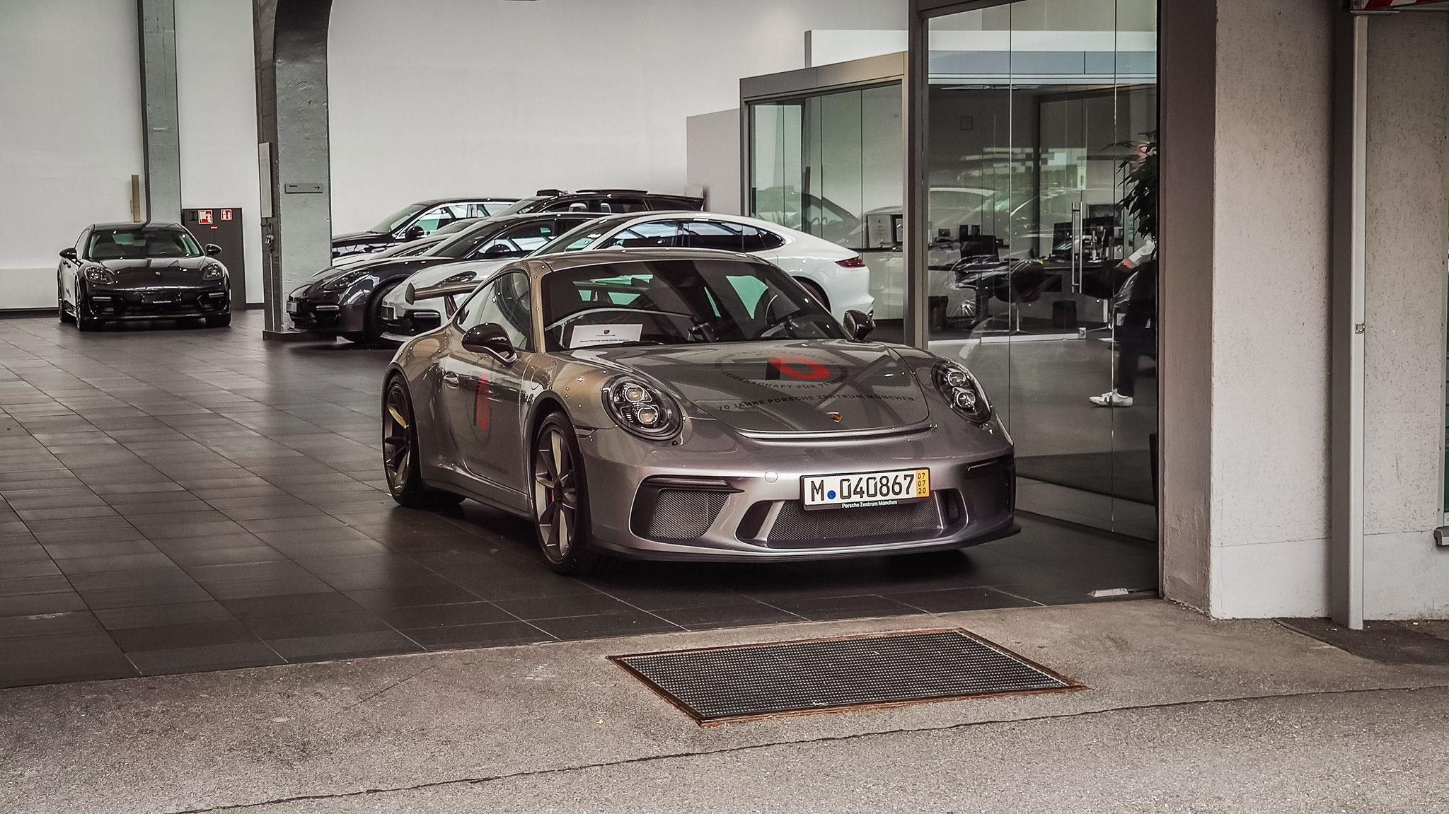 Porsche 991 GT3 - M-040867