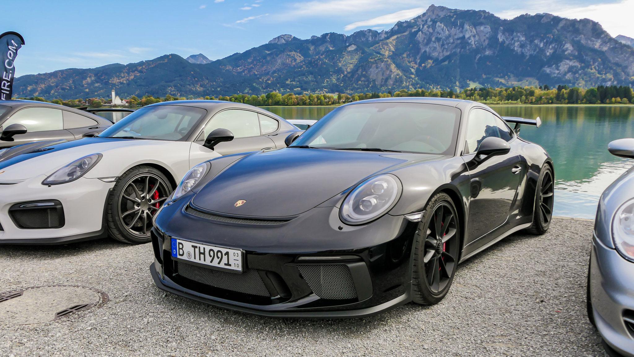 Porsche 991 GT3 - B-TH-991