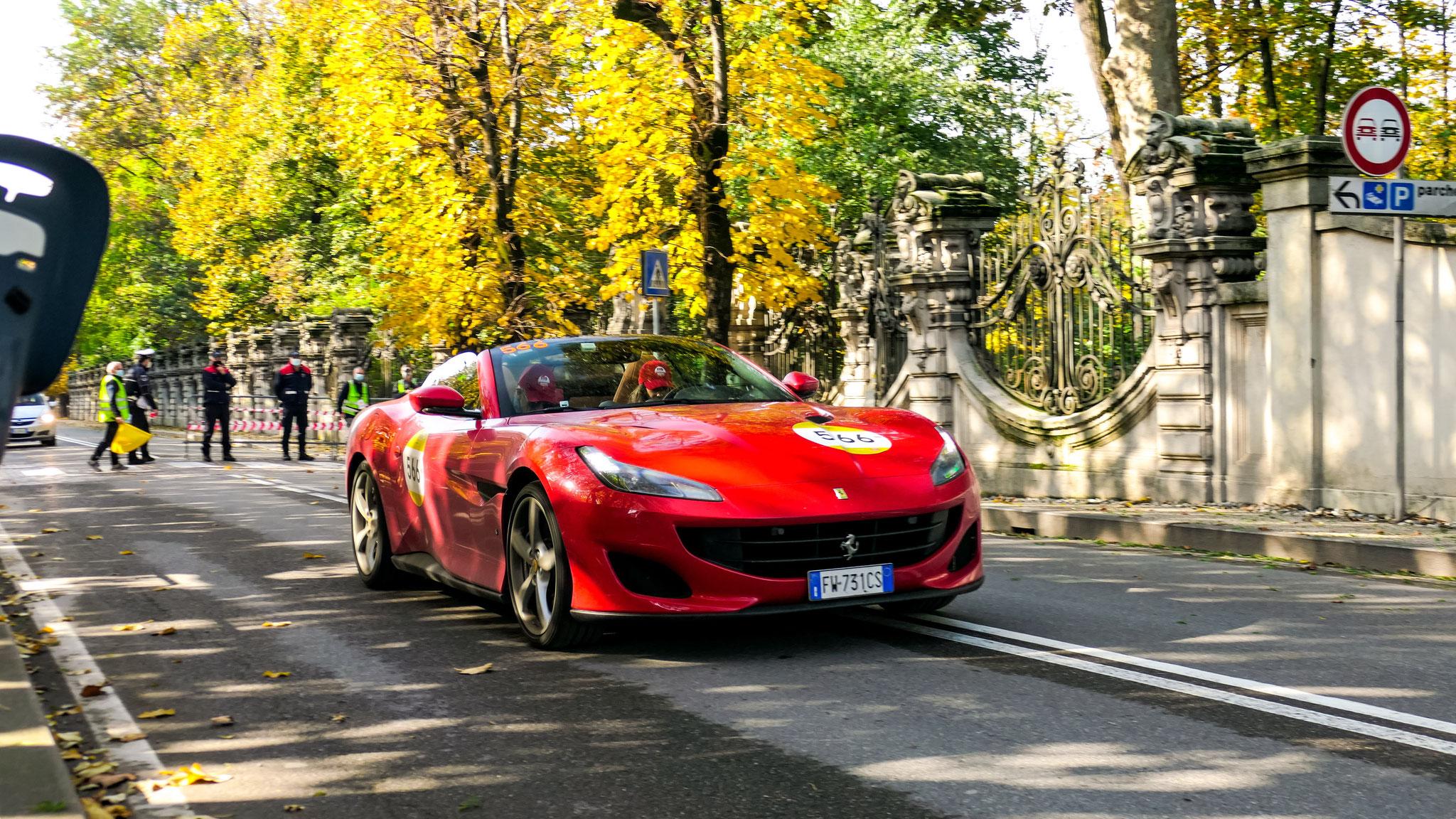 Ferrari Portofino - FW-731-CS (ITA)