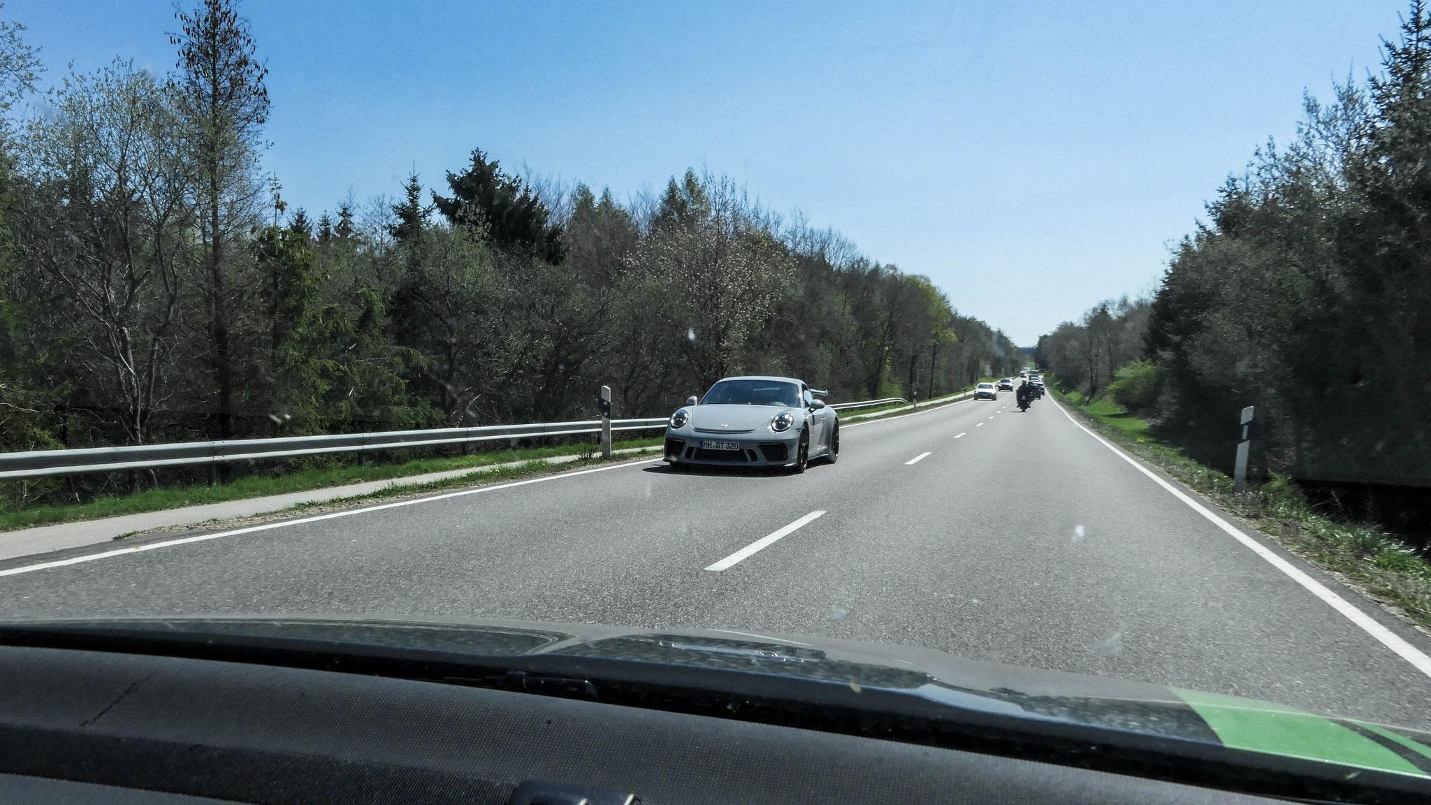 Porsche 991 GT3 - HH-GT-320