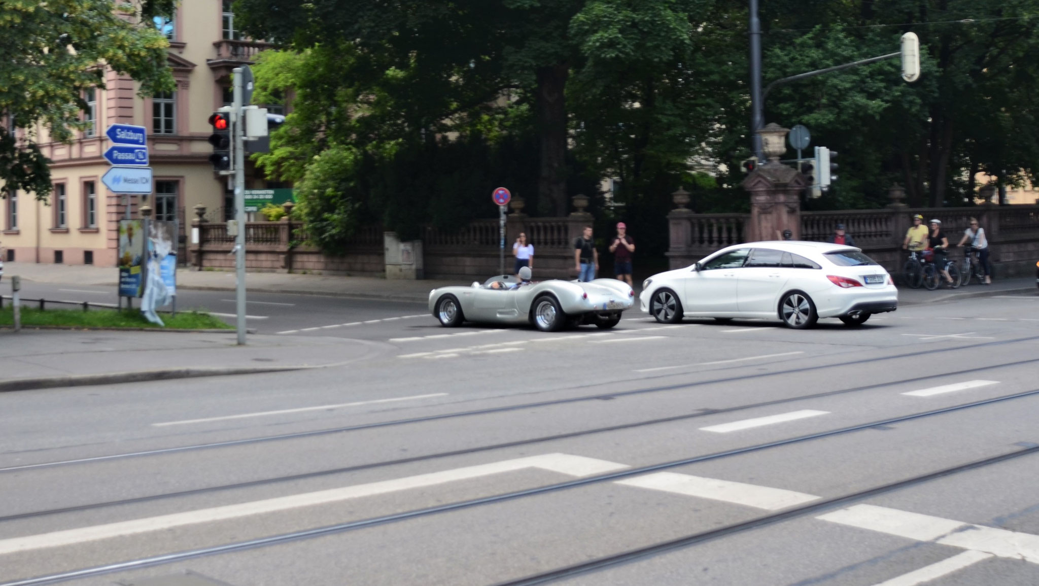 Porsche 550 Spyder - MB-W-550