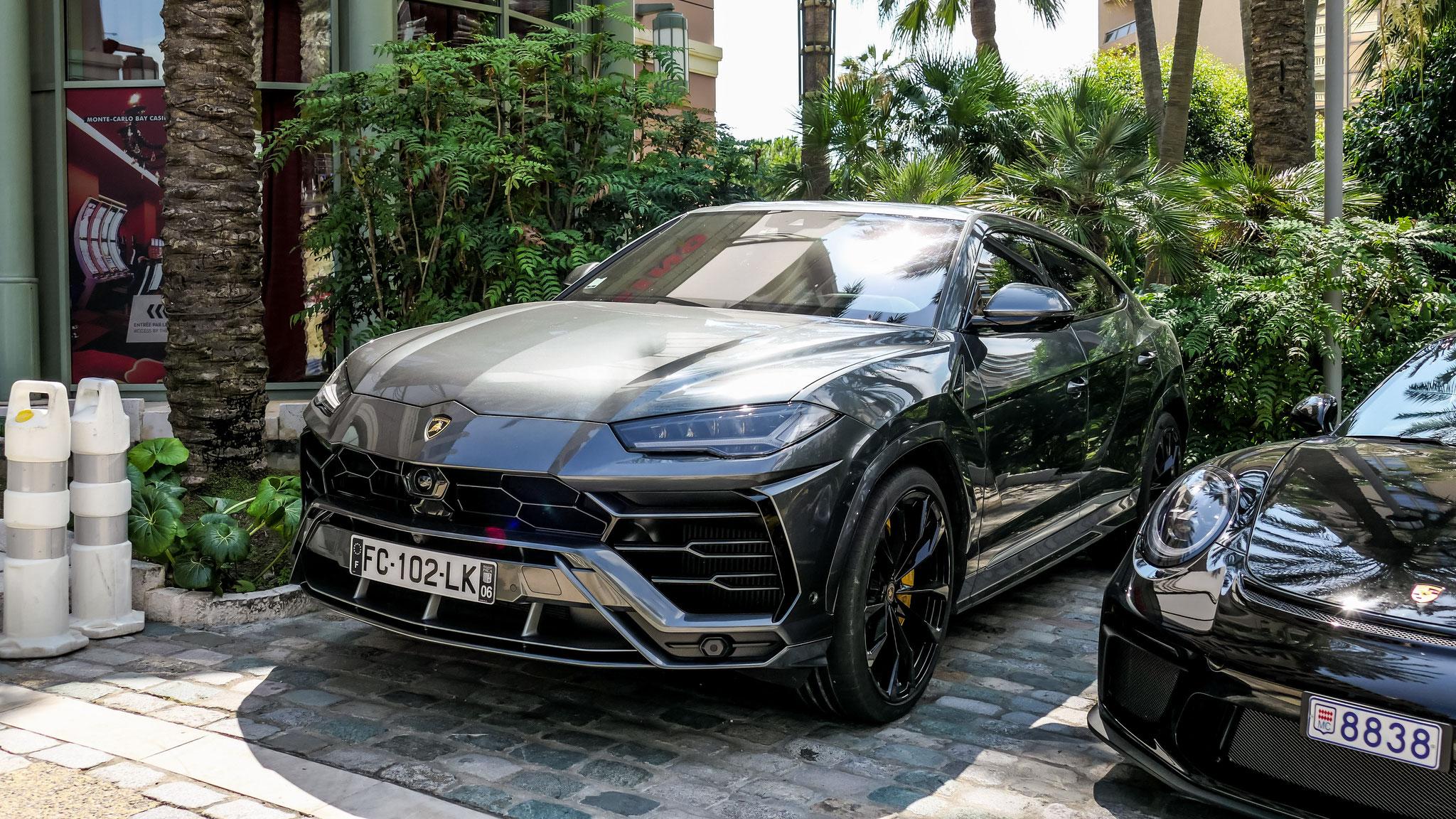 Lamborghini Urus - FC-102-LK-06 (FRA)
