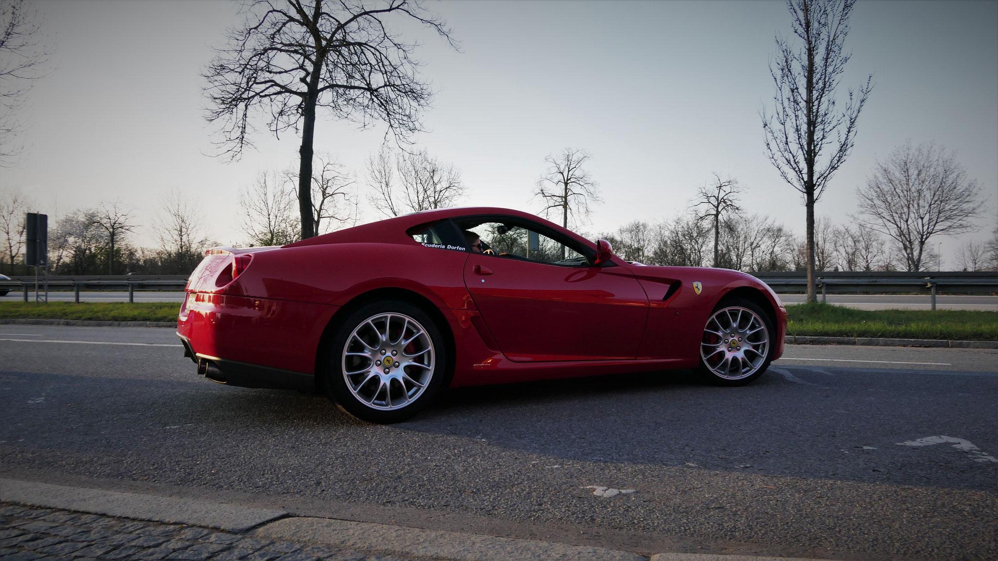 Ferrari 599 GTB - FFB-JP-599