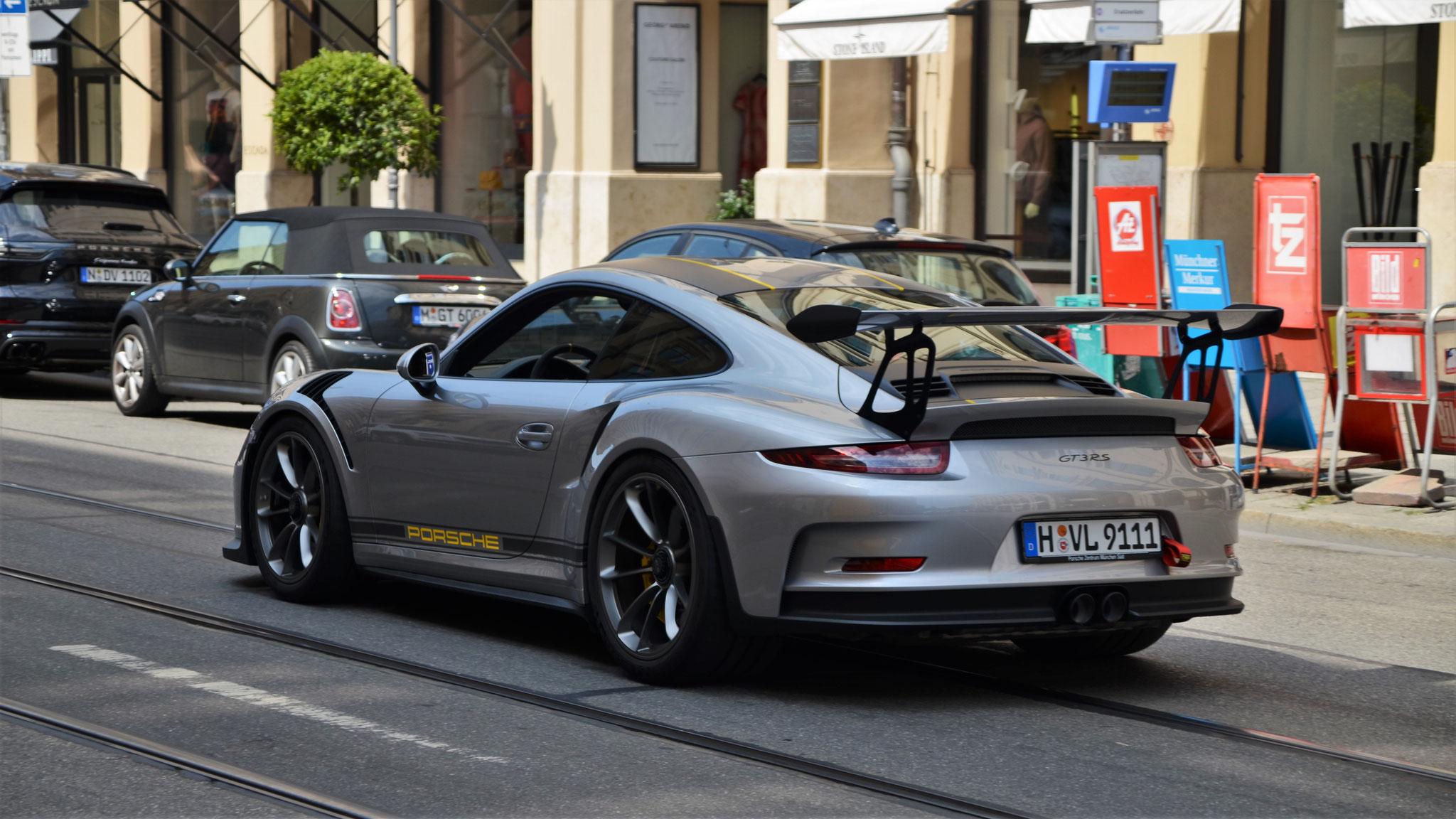 Porsche 911 GT3 RS - H-VL-9111