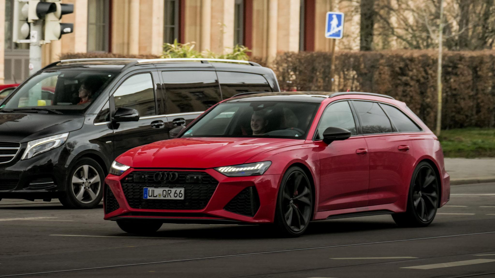 Audi RS6 - UÖ-QR-66