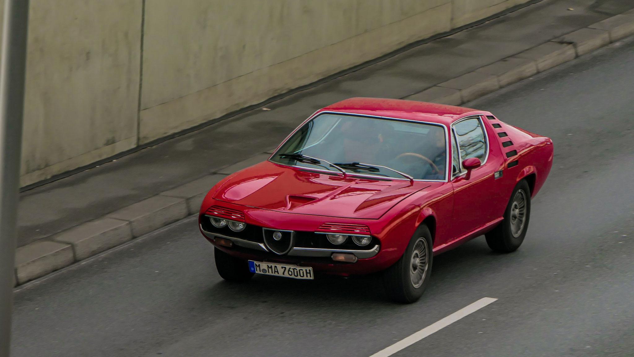 Alfa Romeo Montreal Bertone - M-MA-7600H