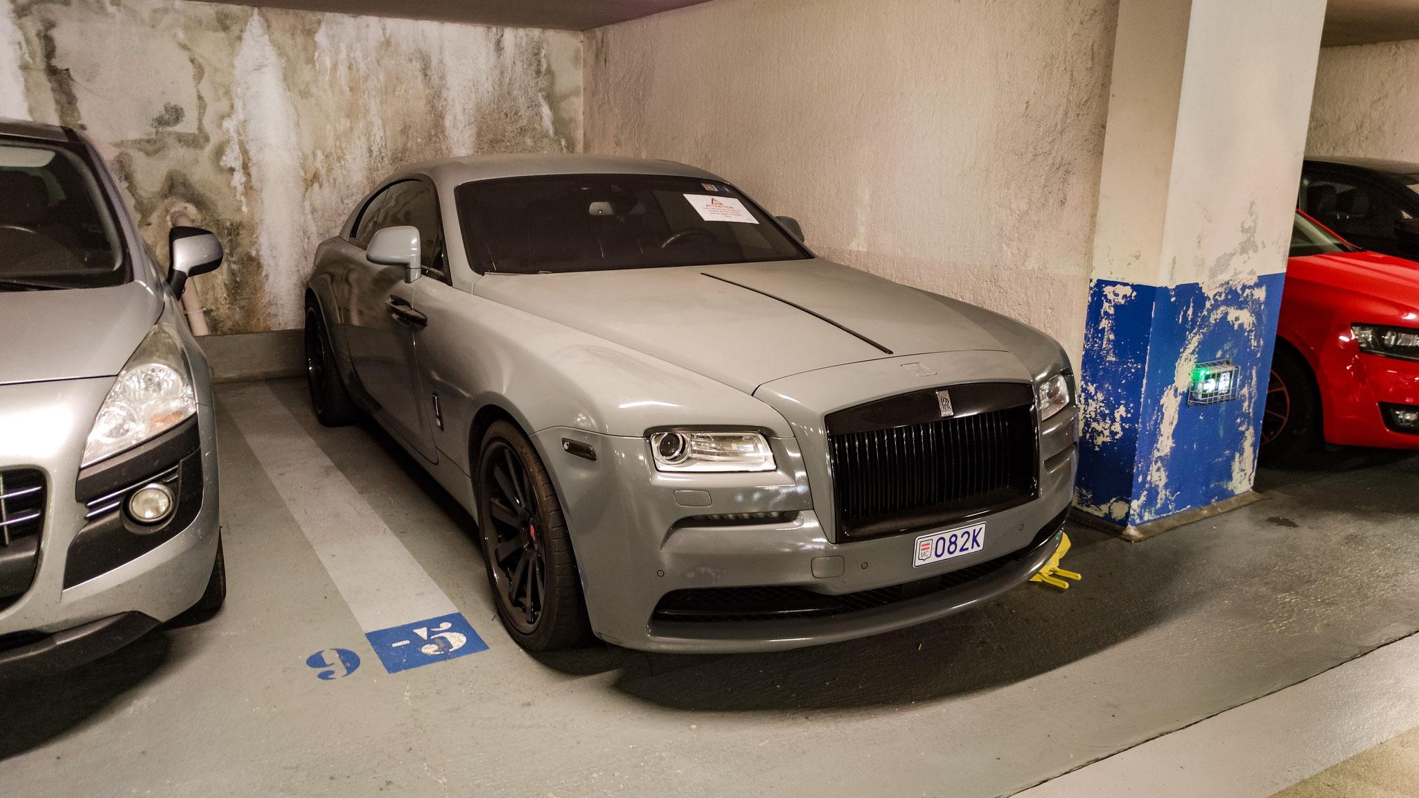 Rolls Royce Wraith - 082K (MC)