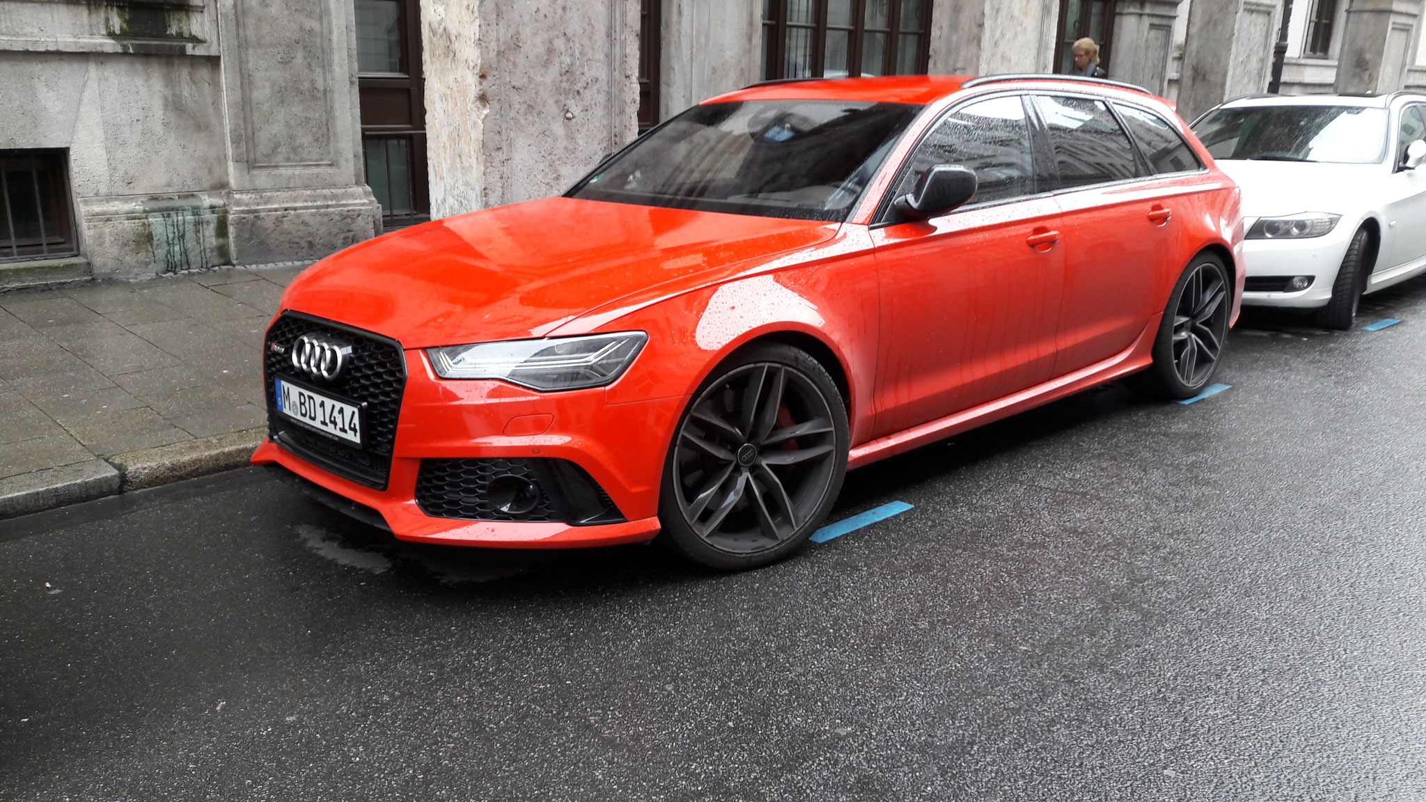 Audi RS6 - M-BD-1414
