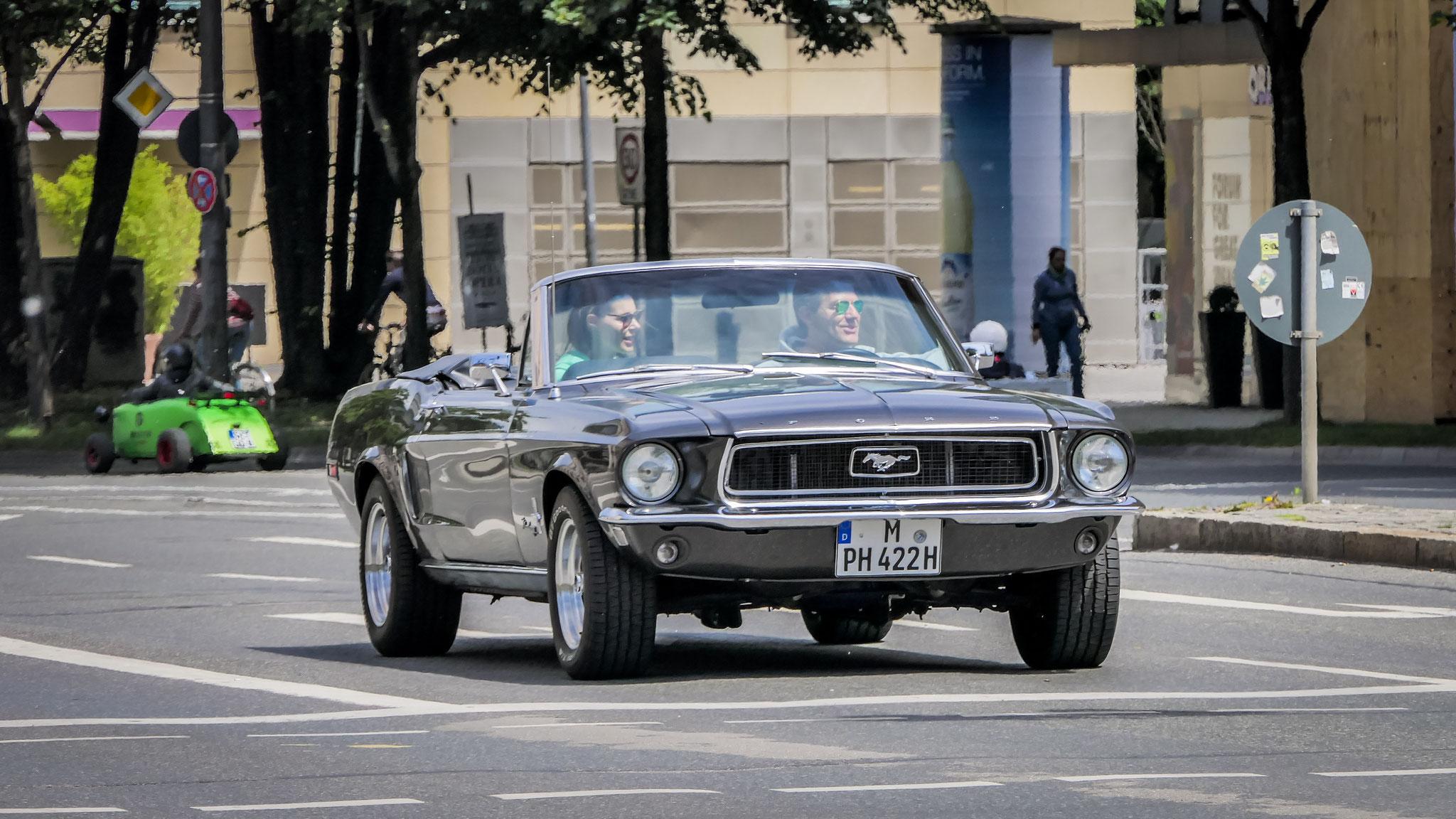 Mustang I - M-PH-422H