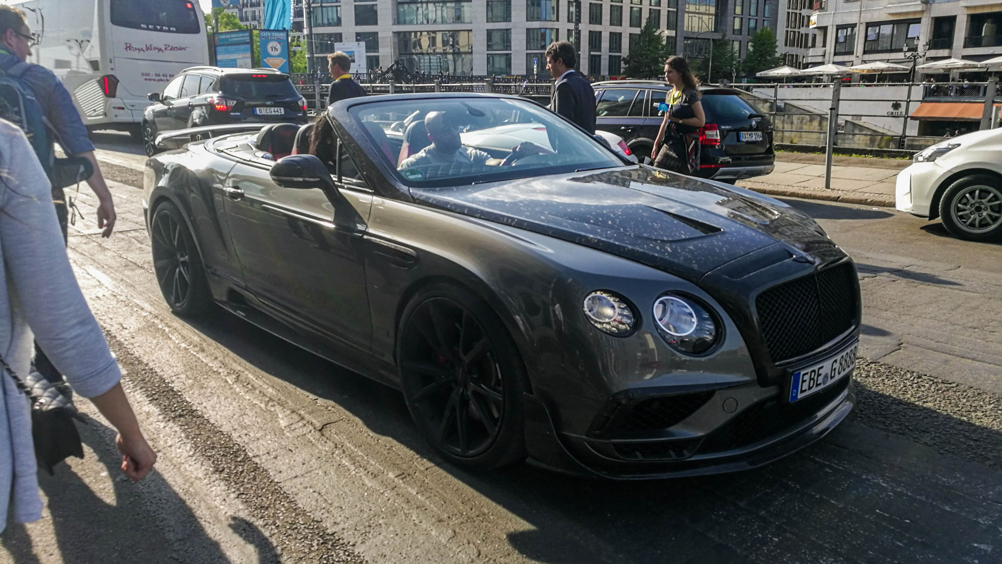 Mansory Continental GTC - EBE-G-8888