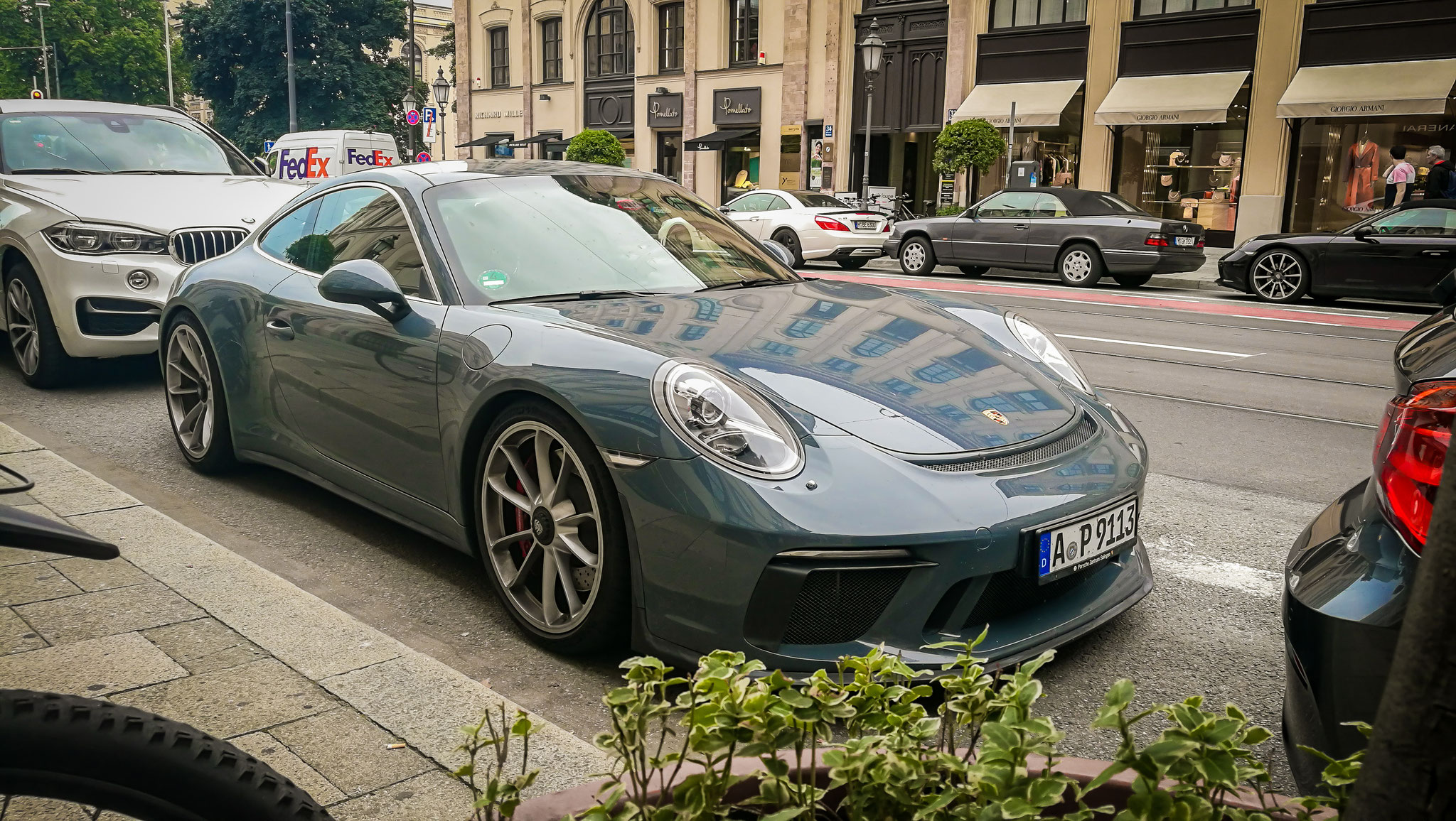 Porsche 991 GT3 Touring Package - A-P-9113