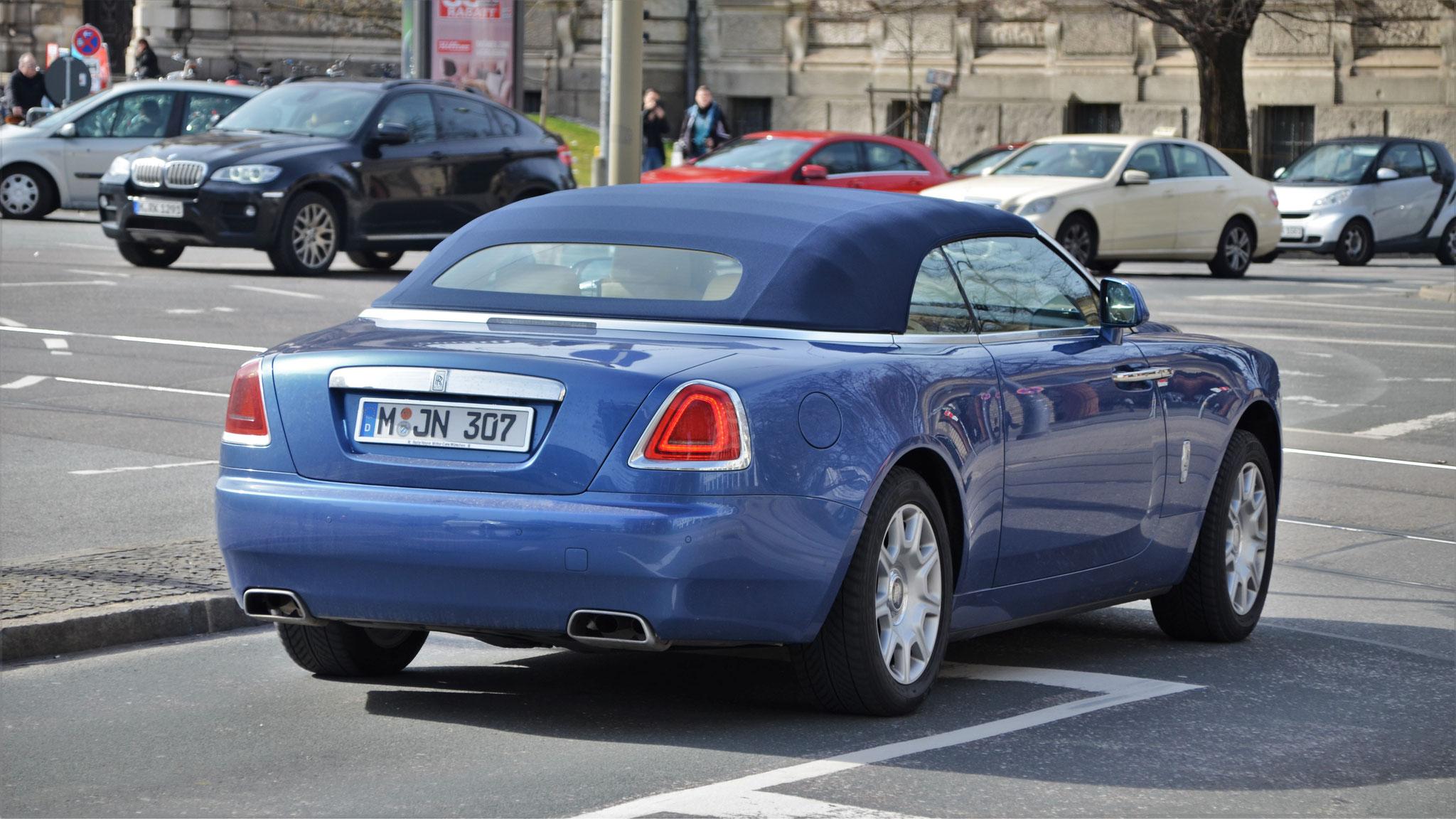 Rolls Royce Dawn - M-JN-307