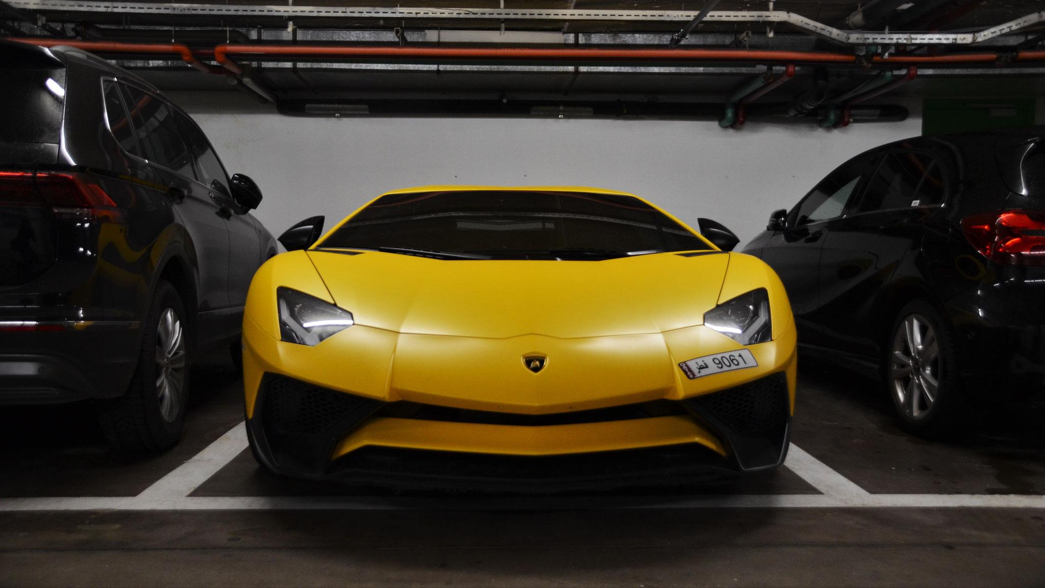 Lamborghini Aventador LP-750-4 SV - 9061 (QAT)