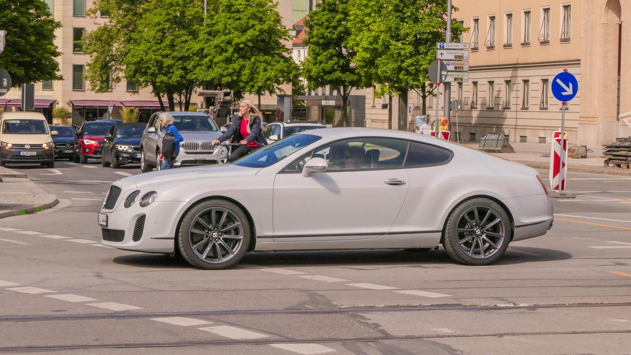 Bentley Continental GT Supersports - GS-KL-444
