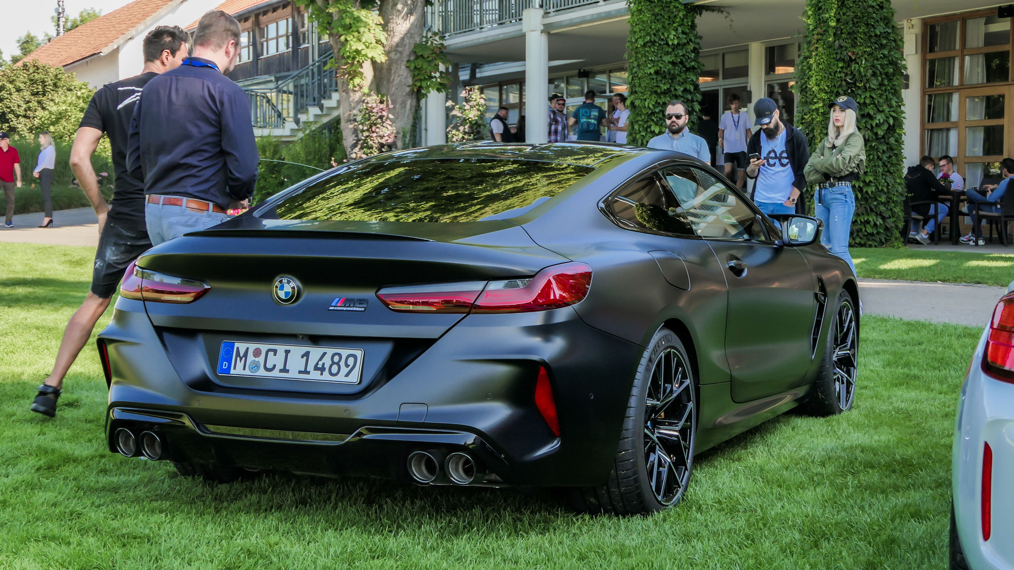 BMW M8 Competition - M-CI-1489