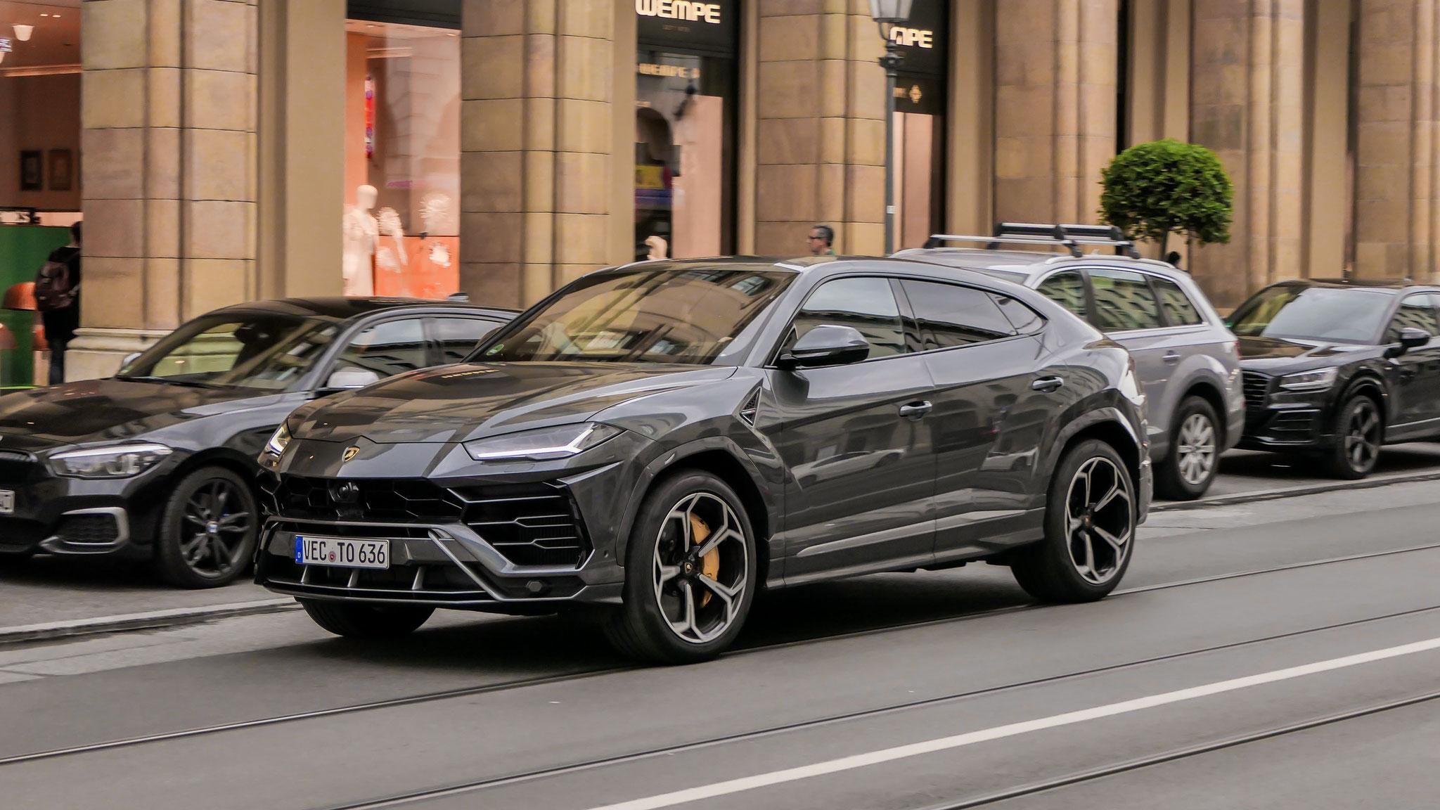 Lamborghini Urus - VEC-TO-636