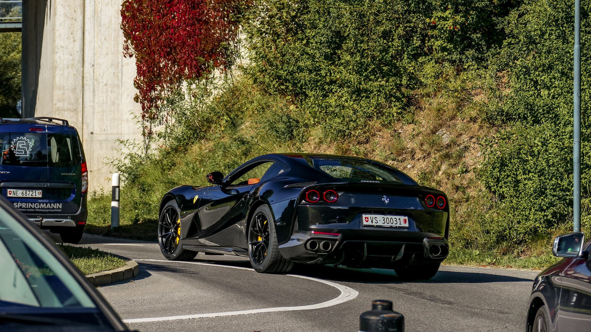 Ferrari 812 Superfast - VS-30031 (CH)