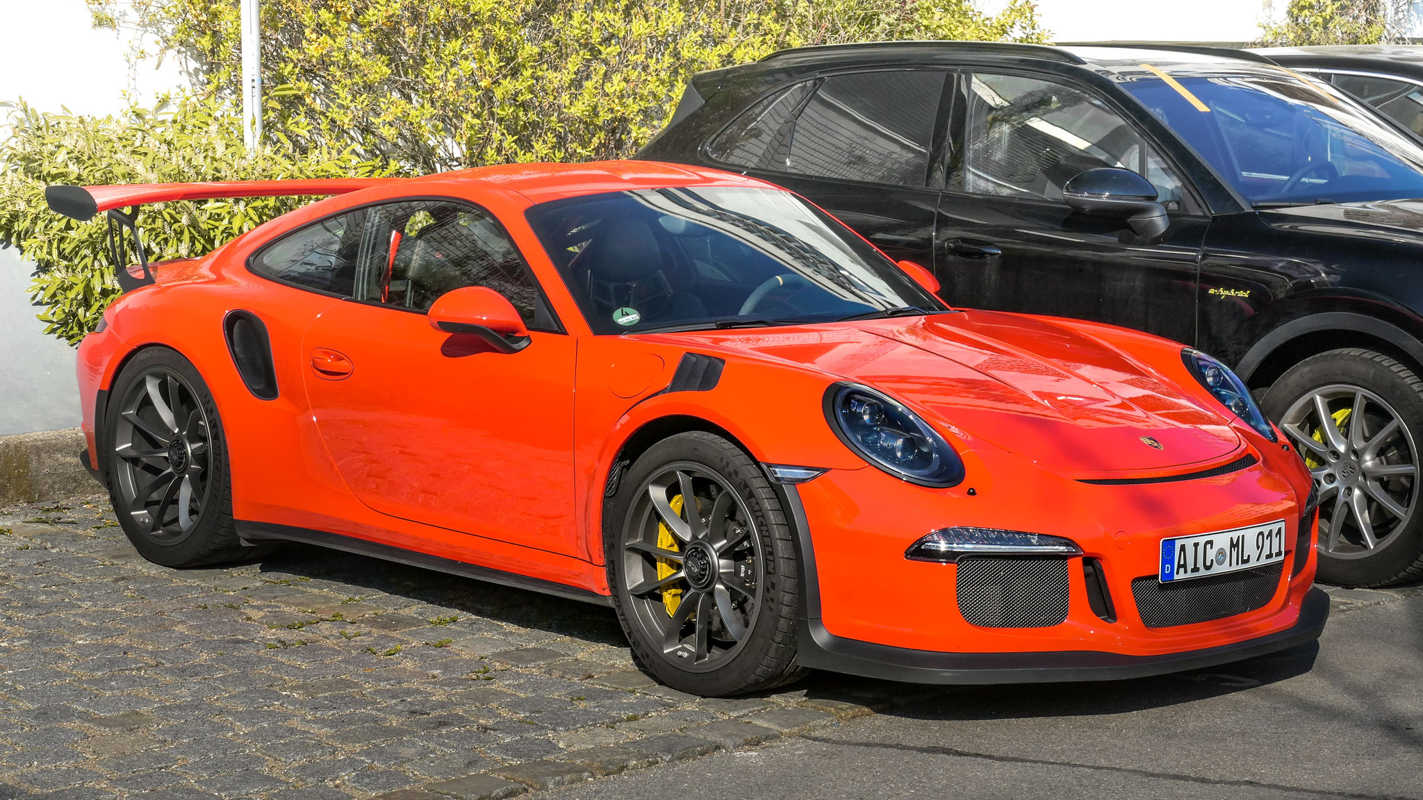 Porsche 911 GT3 RS - AIC-ML-911