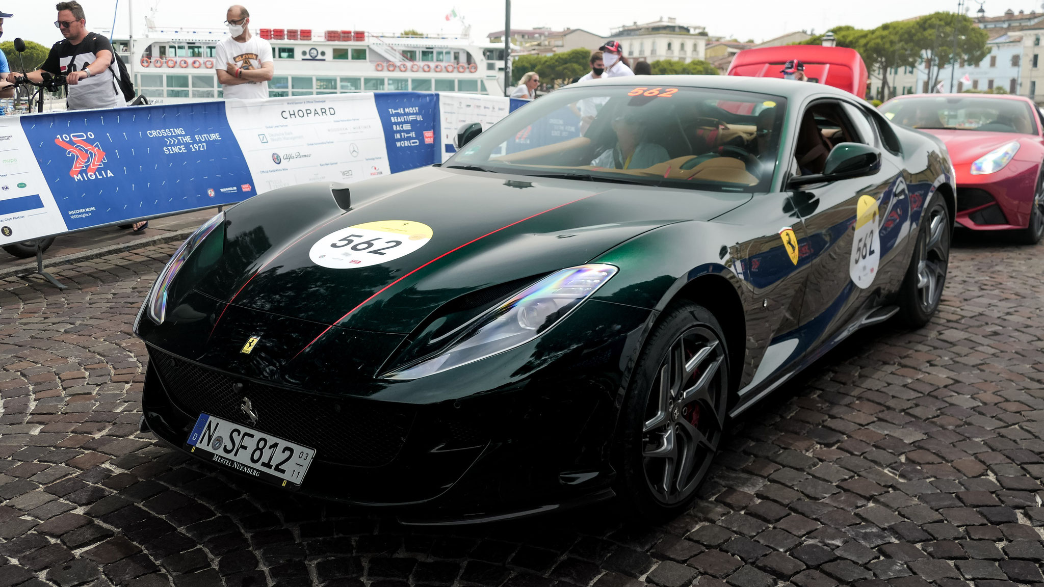 Ferrari 812 Superfast Tailormade - N-SF-812