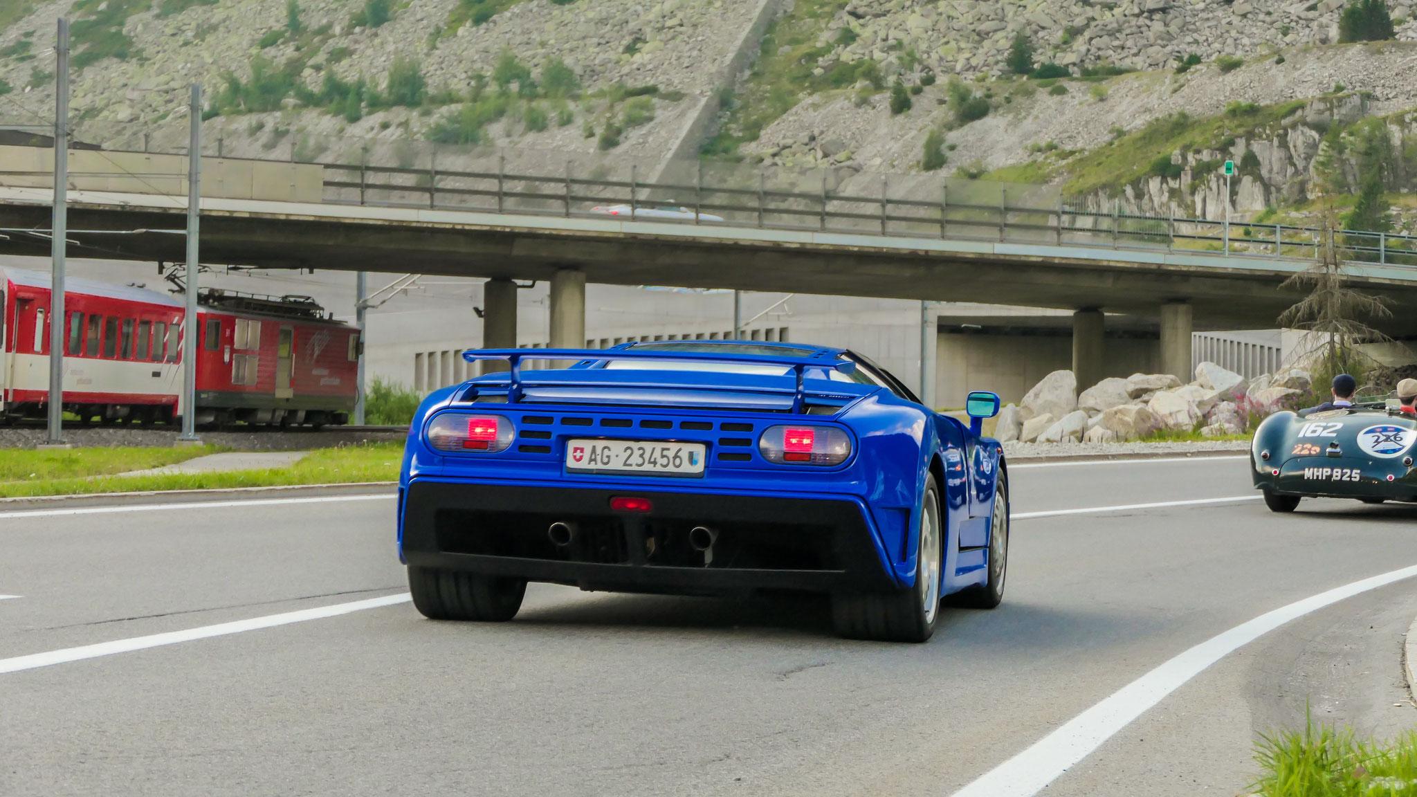 Bugatti EB110 - AG-23456 (CH)