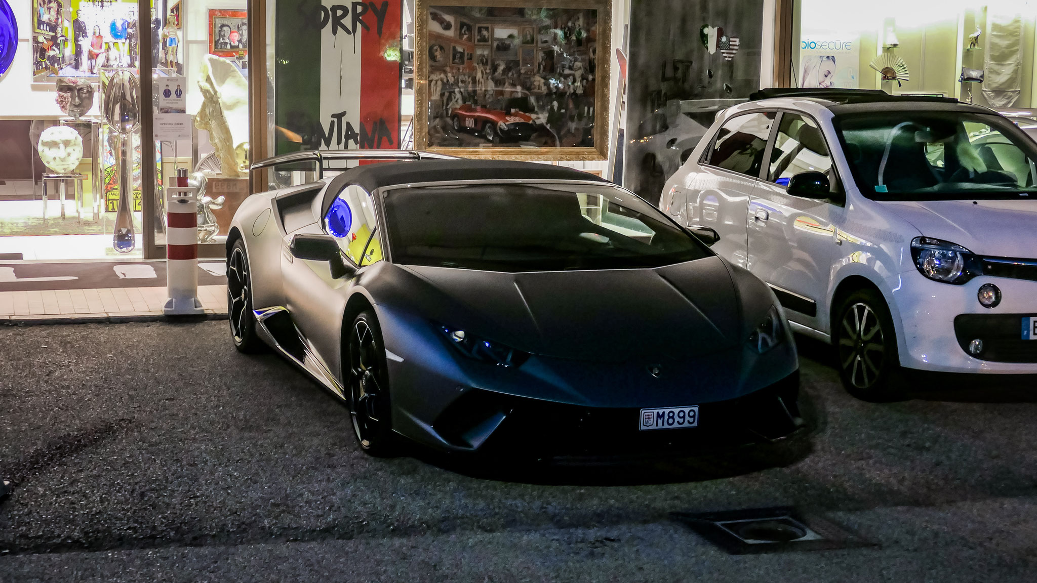 Lamborghini Huracan Performante Spyder - M899 (MC)