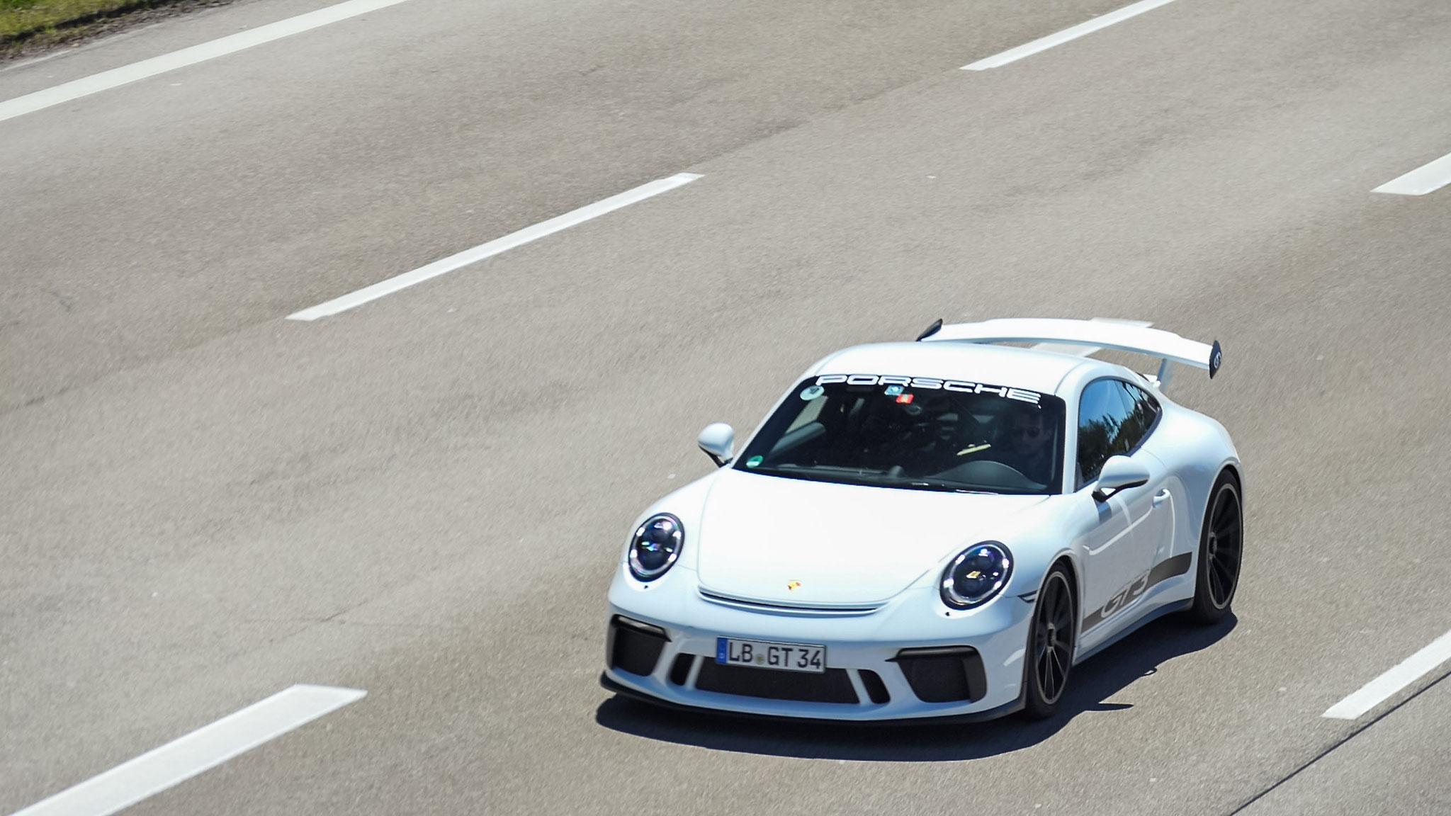 Porsche 991 GT3 - LB-GT-34