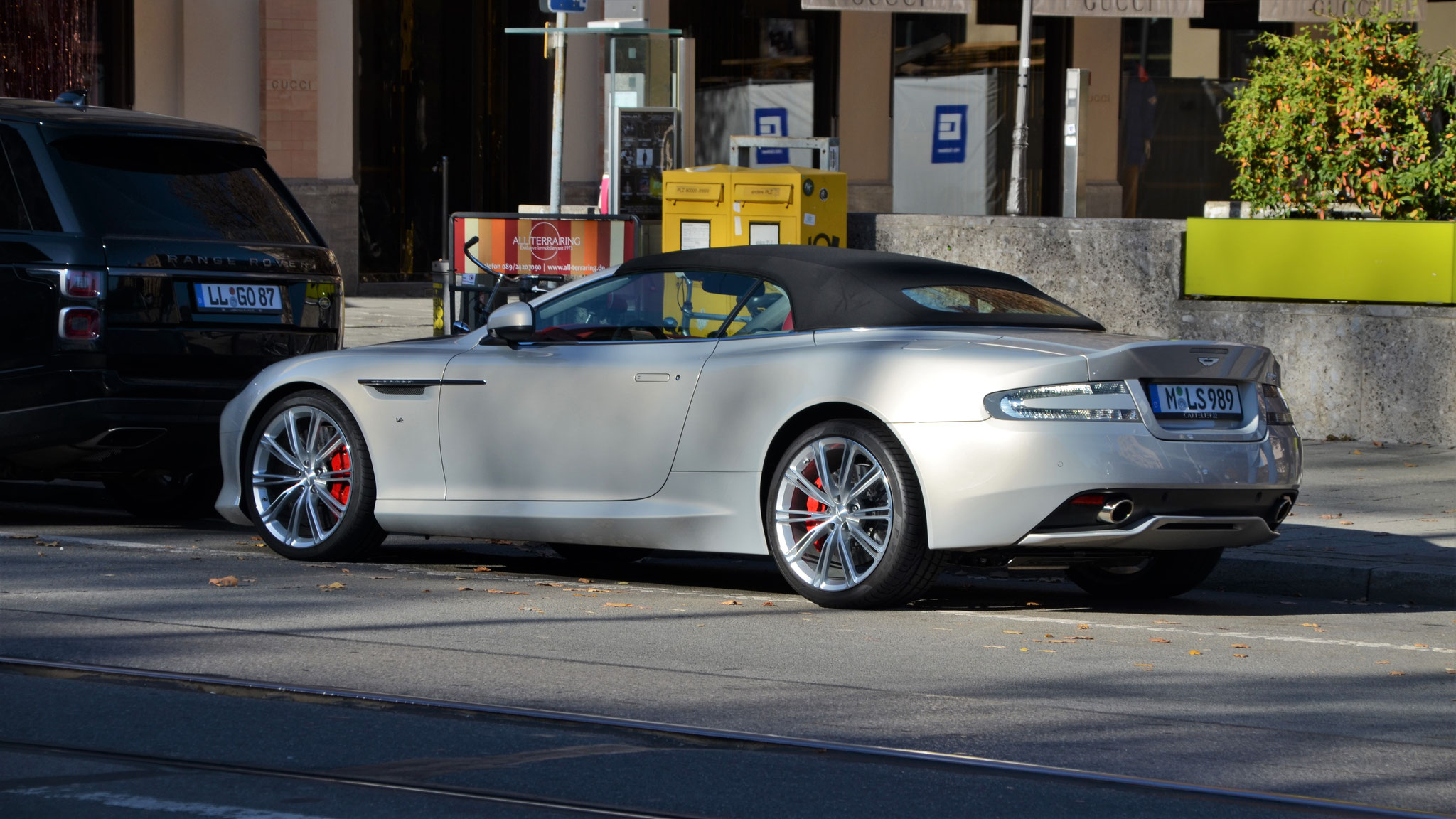 Aston Martin DB9 GT Volante - M-LS-989