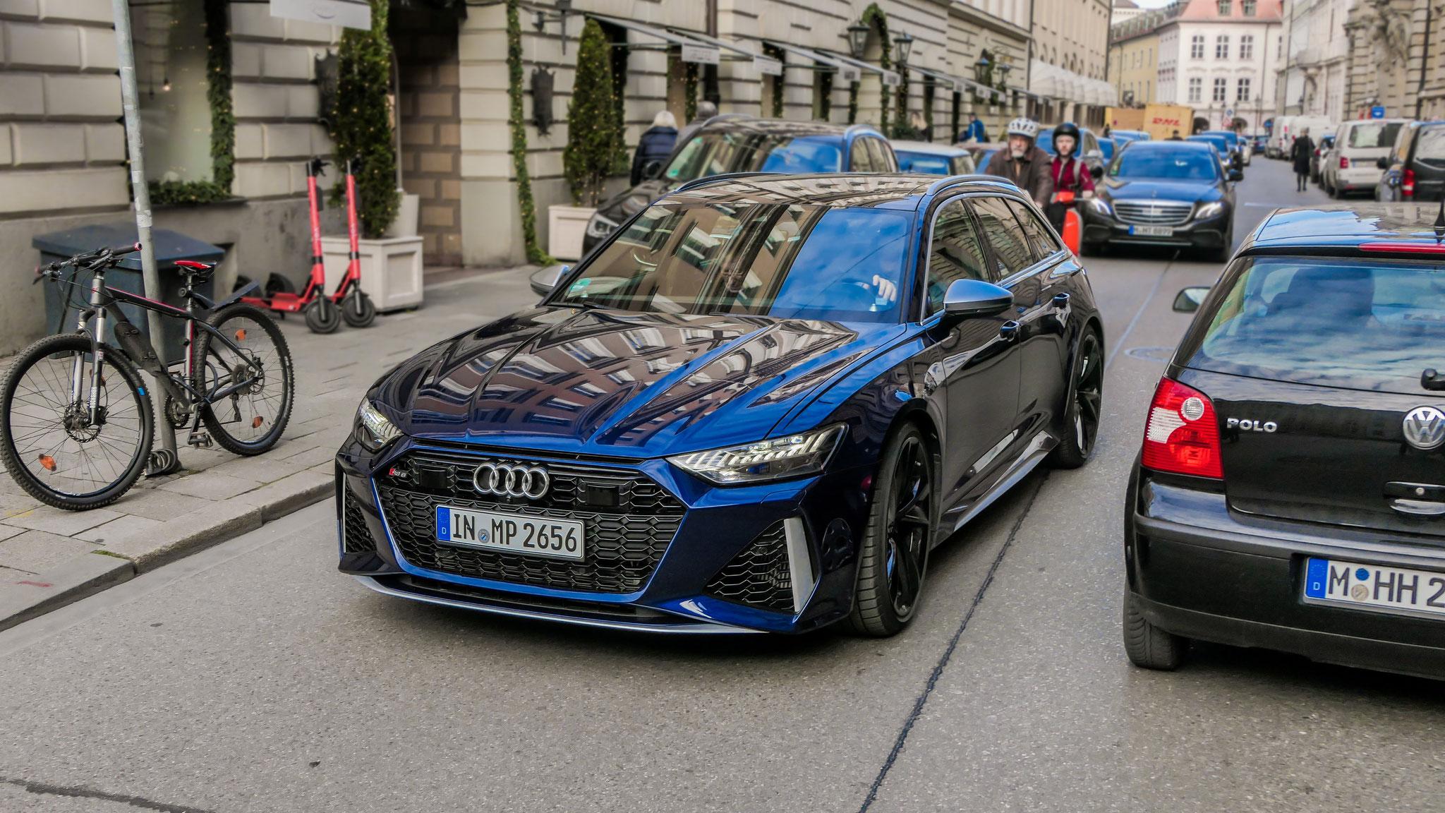 Audi RS6 - IN-MP-2656
