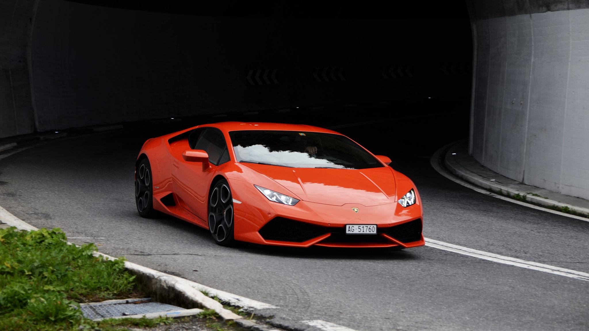 Lamborghini Huracan - AG-51760 (CH)