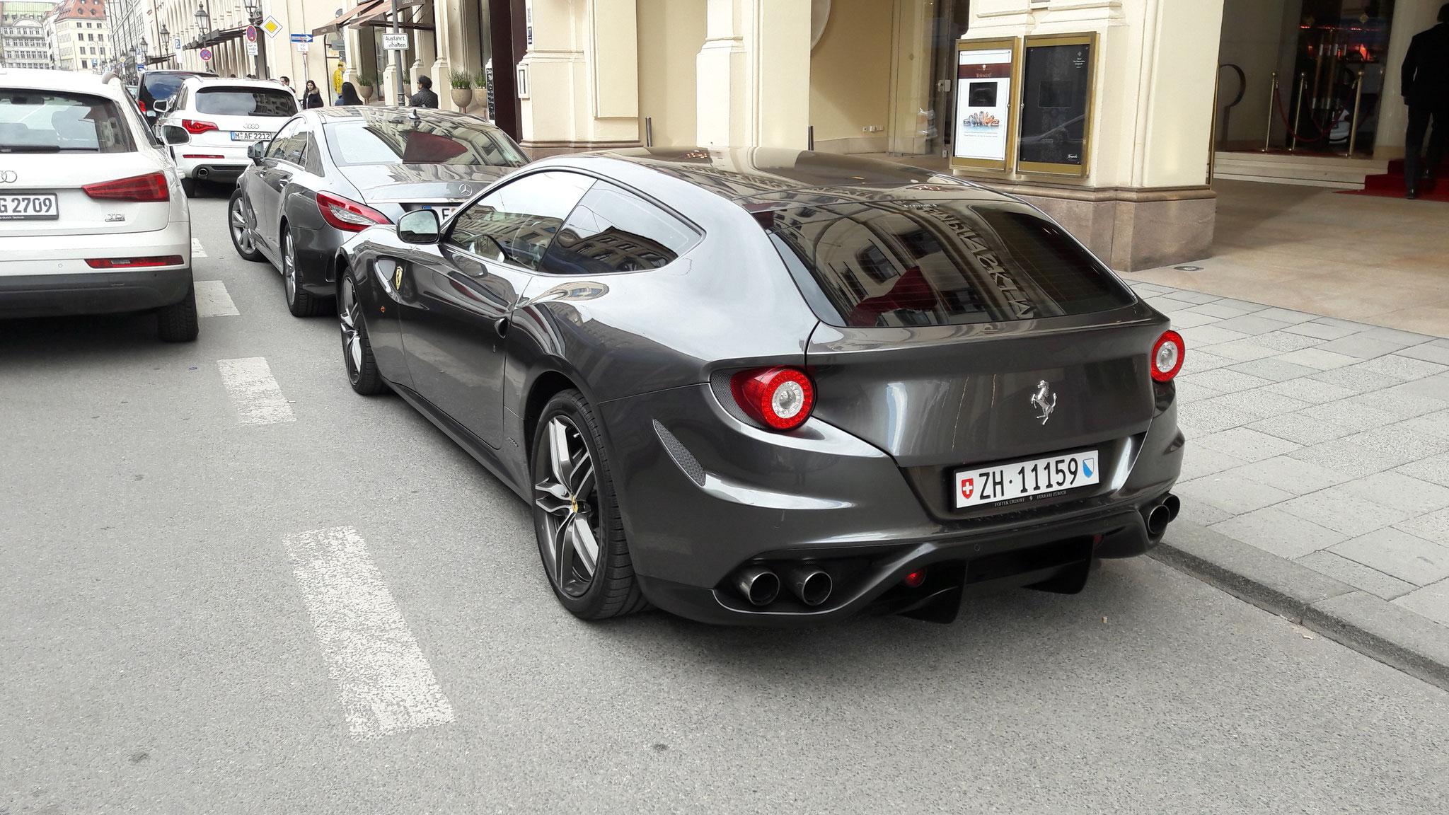 Ferrari FF - ZH-11159 (CH)
