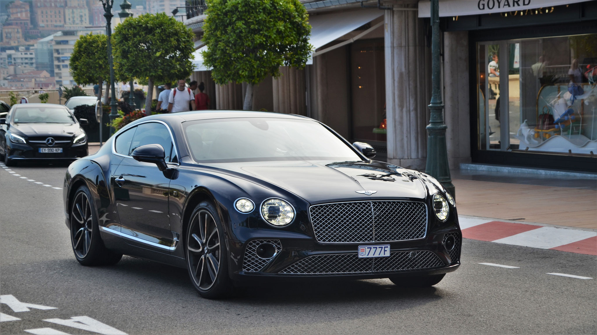 Bentley Continental GT - 777F (MC)