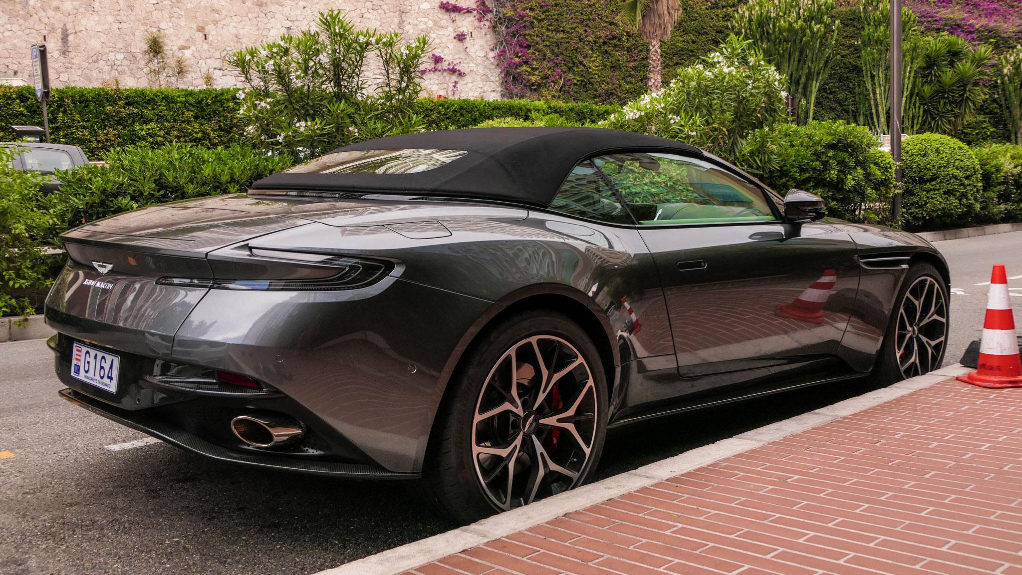 Aston Martin DB11 Volante - G164 (MC)