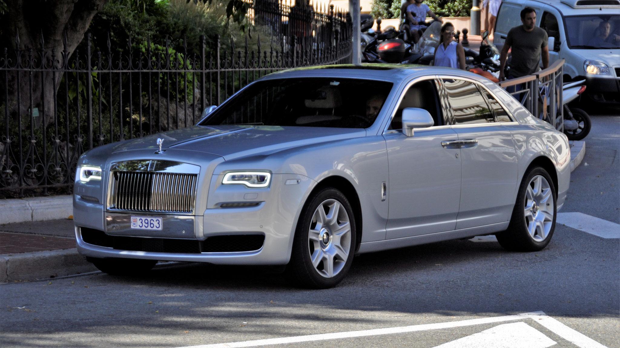 Rolls Royce Ghost Series II - 3963 (MC)