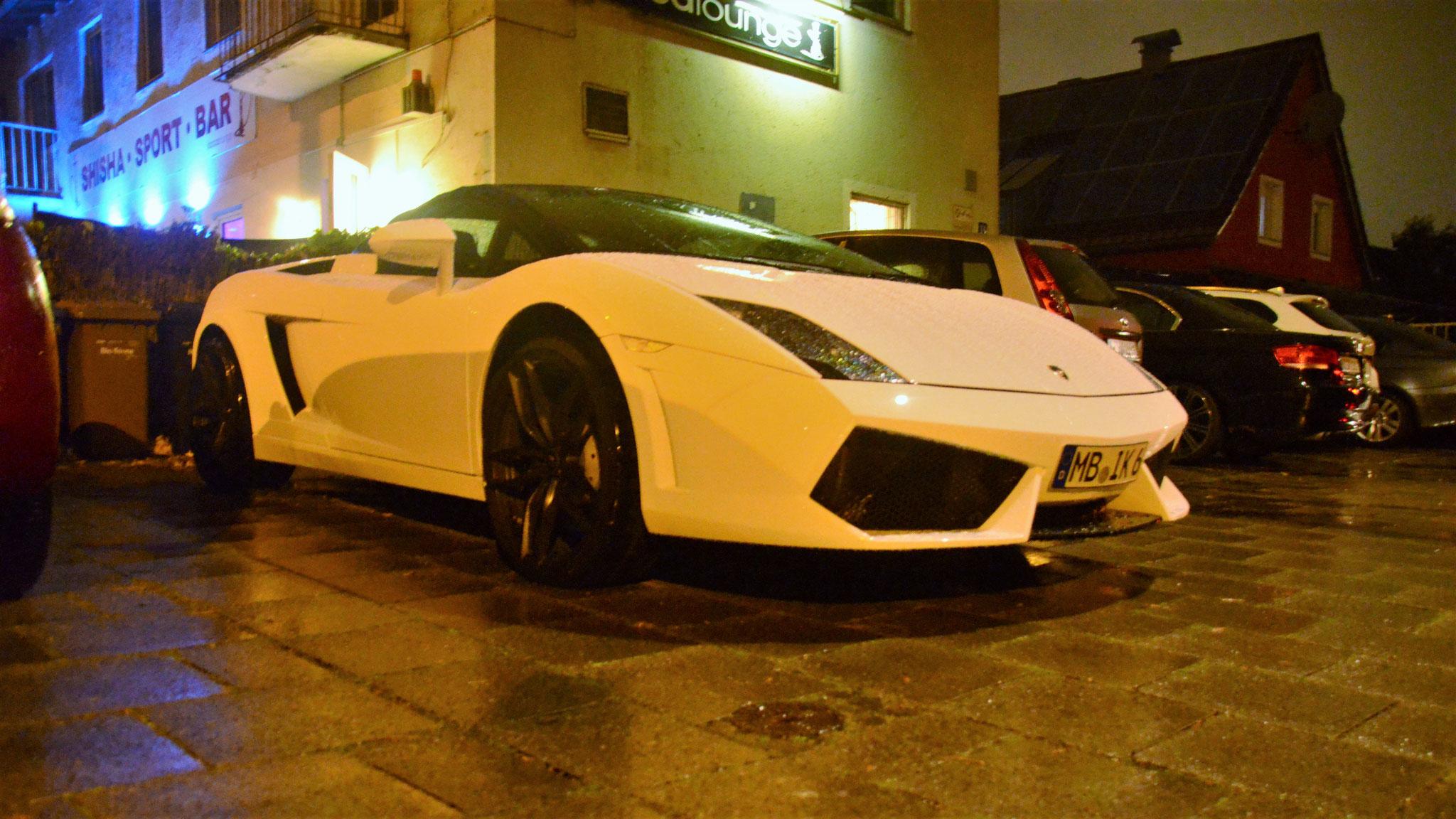 Lamborghini Gallardo LP 550 Spyder - MB-IK-6