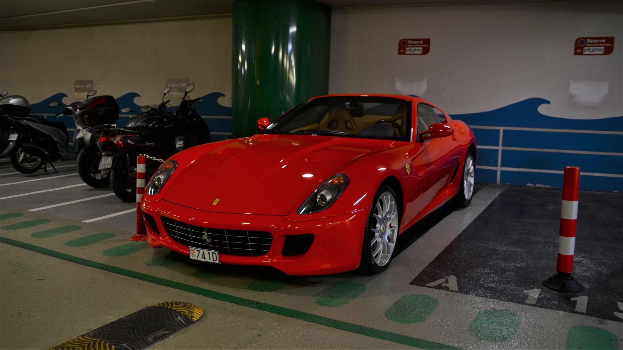 Ferrari 599 GTB - 741D (MC)