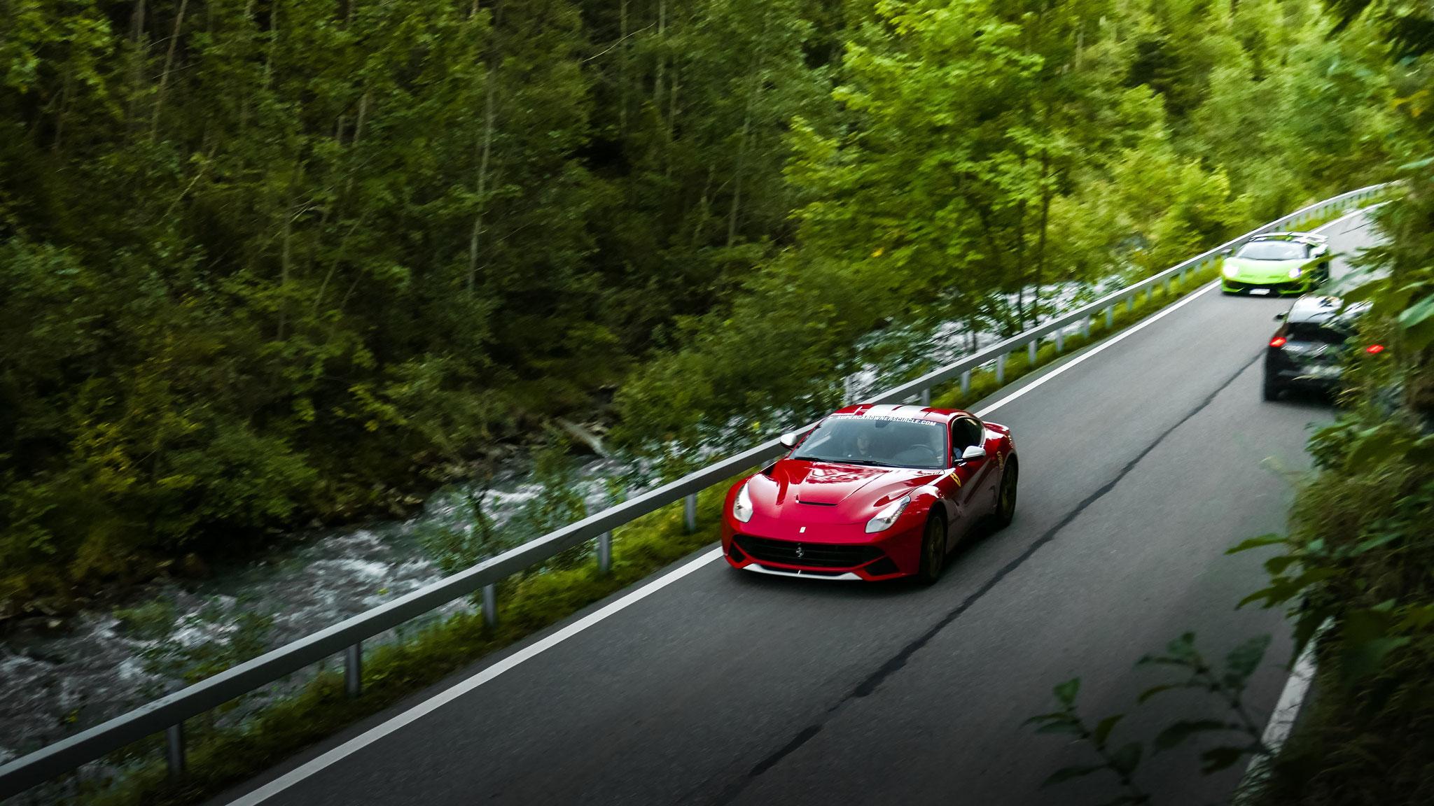 Ferrari F12 Berlinetta 70 years - W-18929-G (AUT)